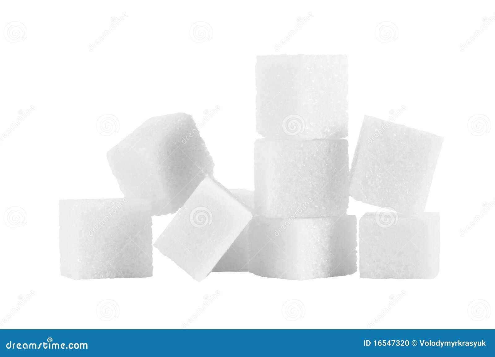 Sugar pile isol...