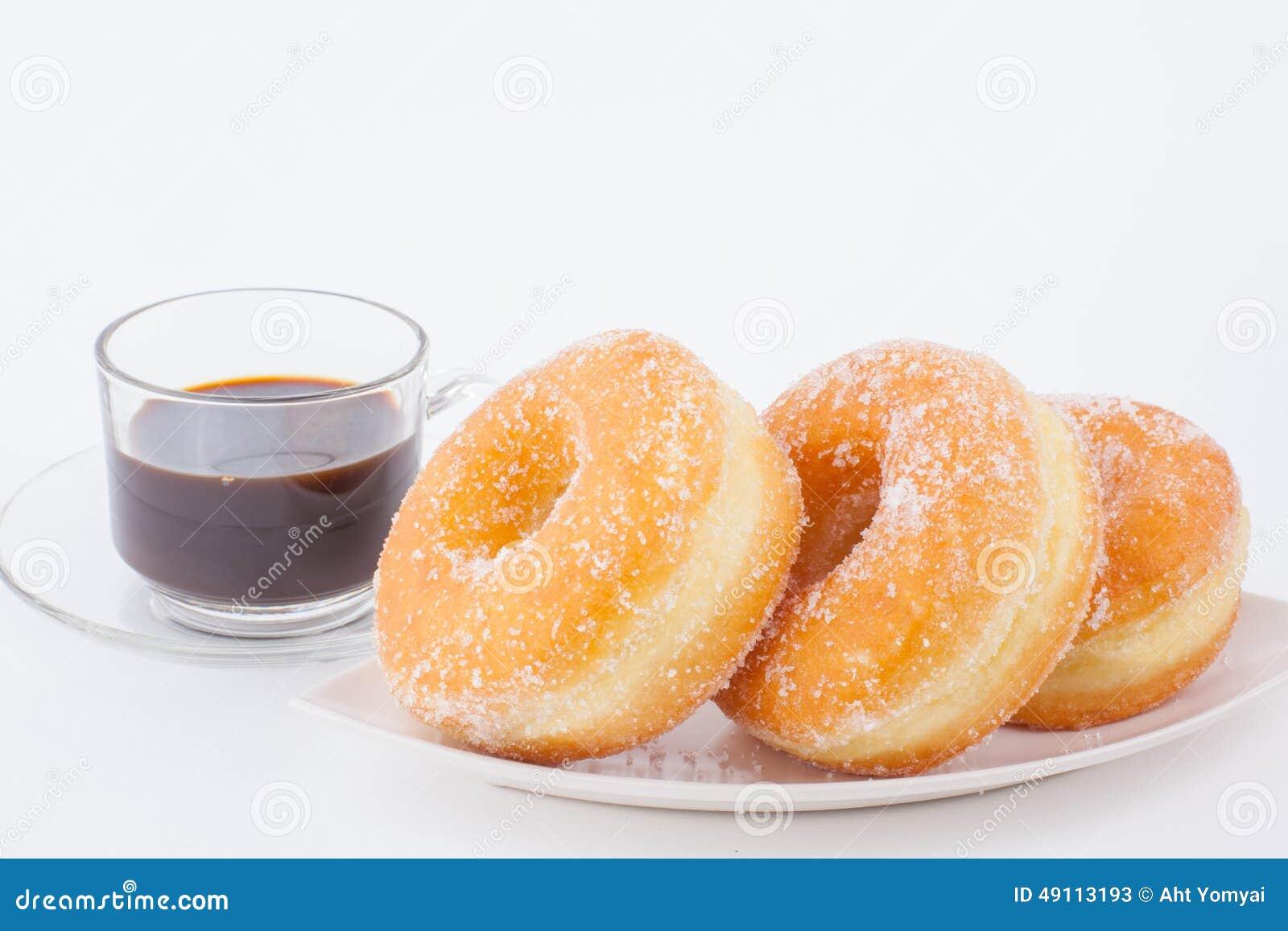 Sugar Ring Donut délicieux