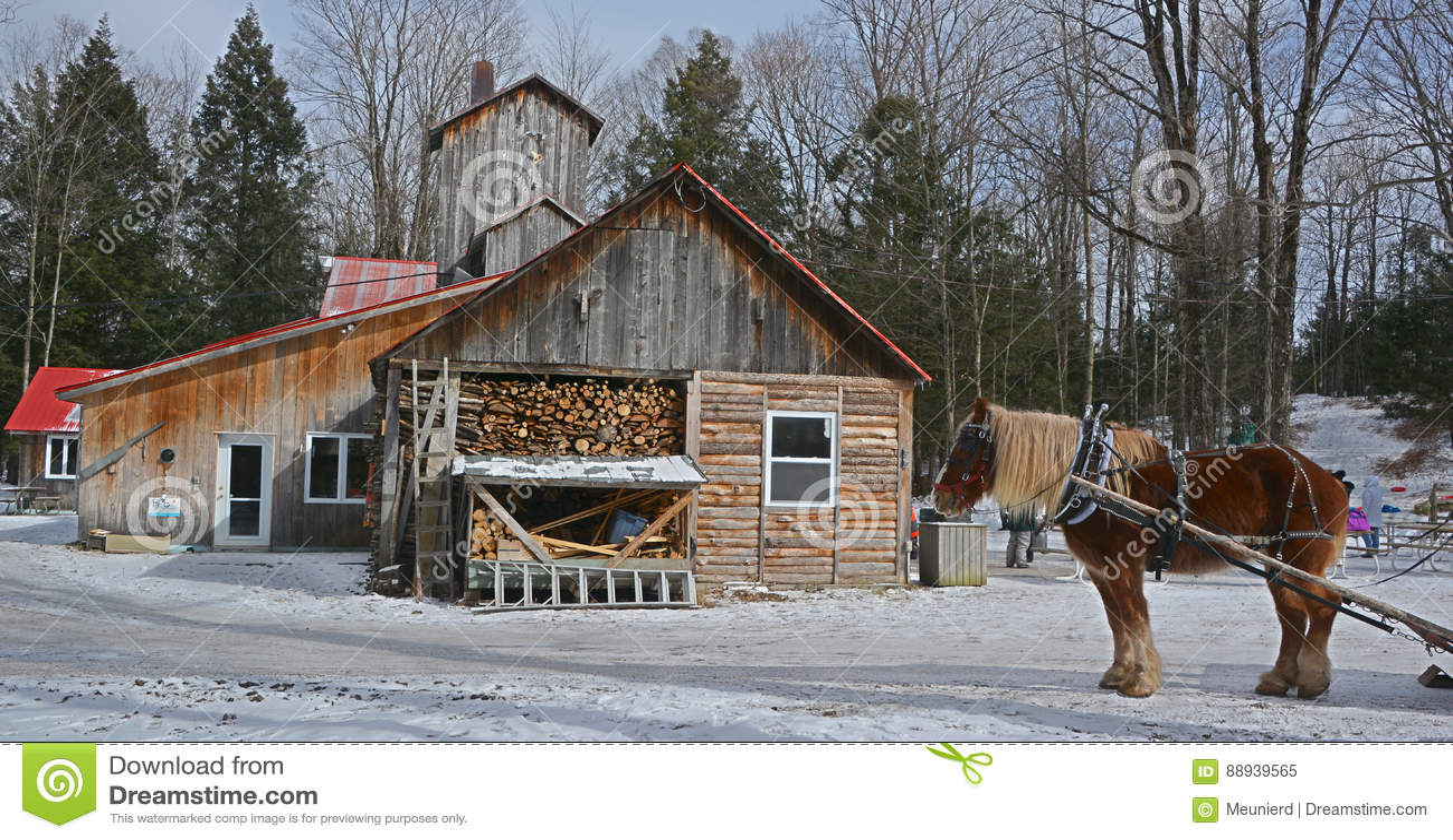 Sugar shacks