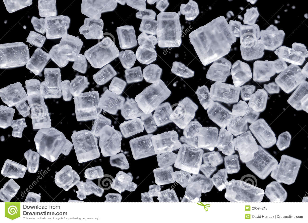 Sugar Under Microscopic View Royalty Free Stock Photos - Image ...
