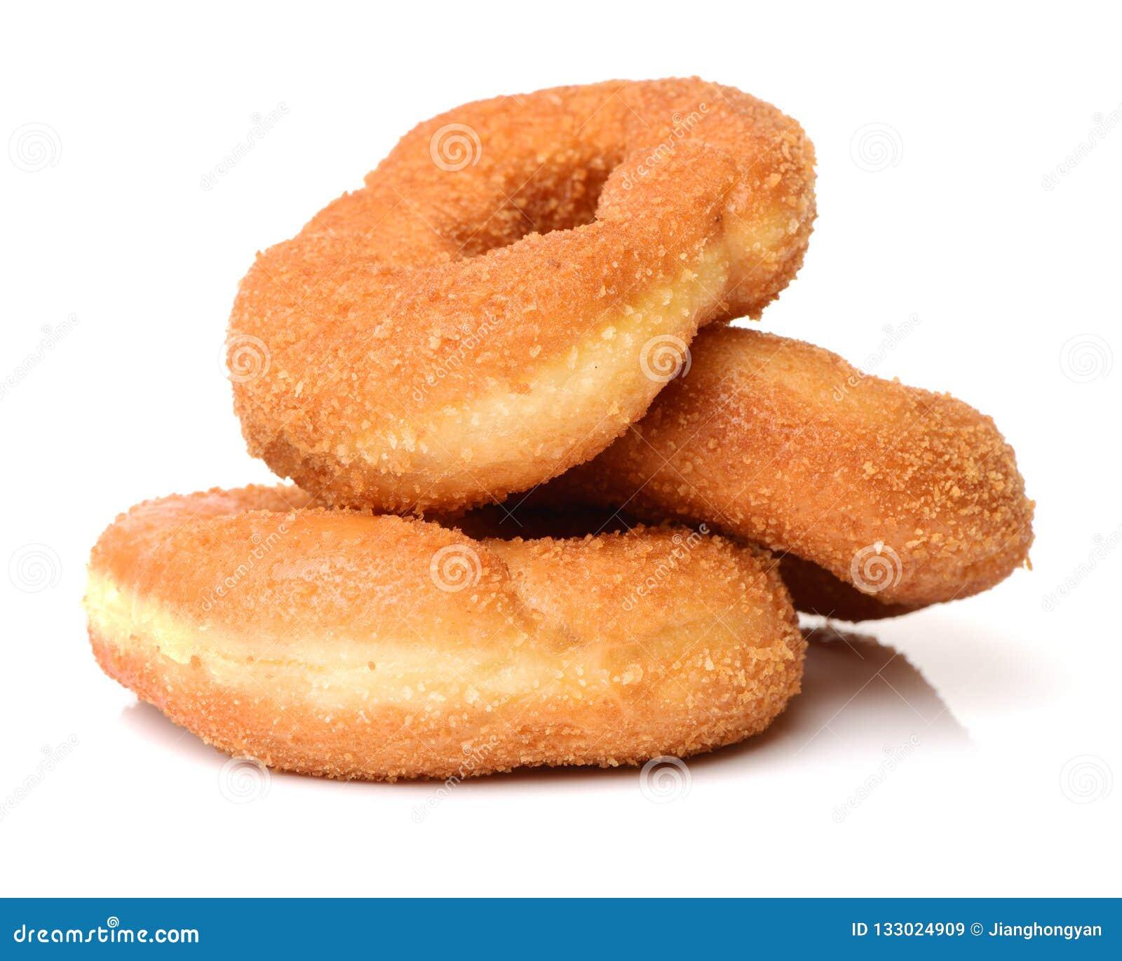 Sugared cake doughnut