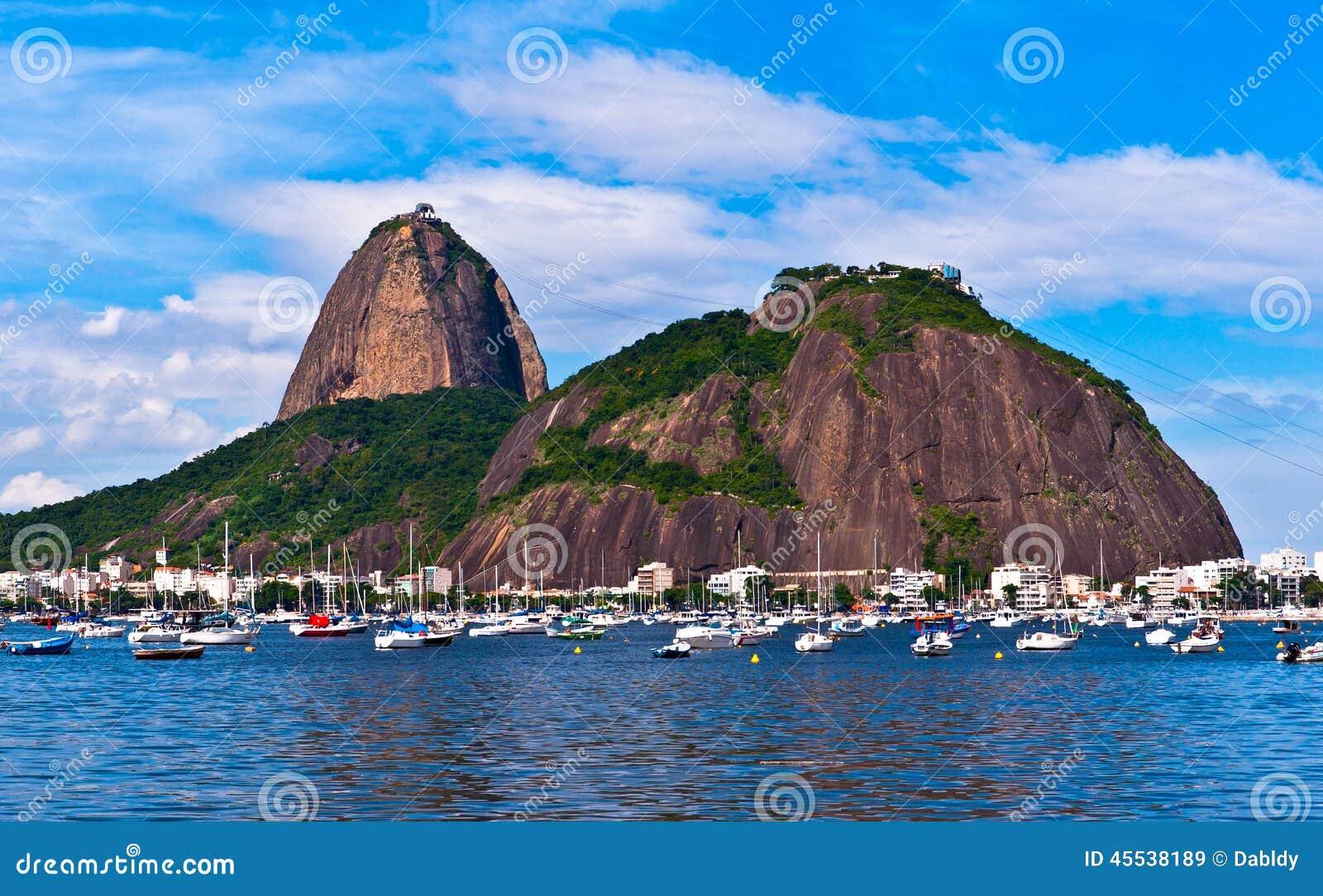 Berg In Rio