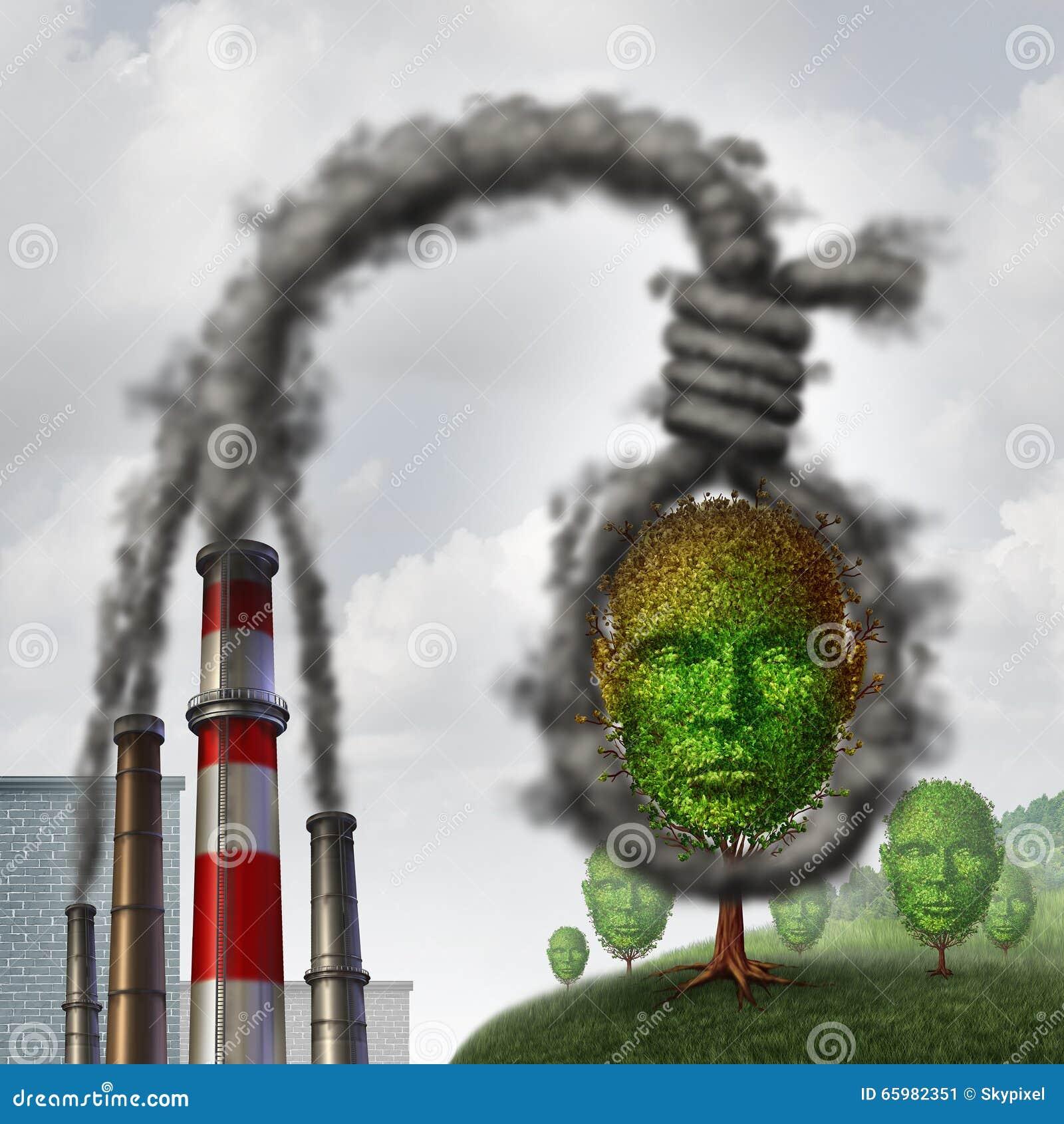 Suicídio ambiental