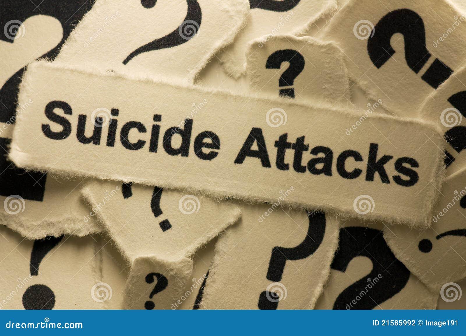 Suicide Attacks