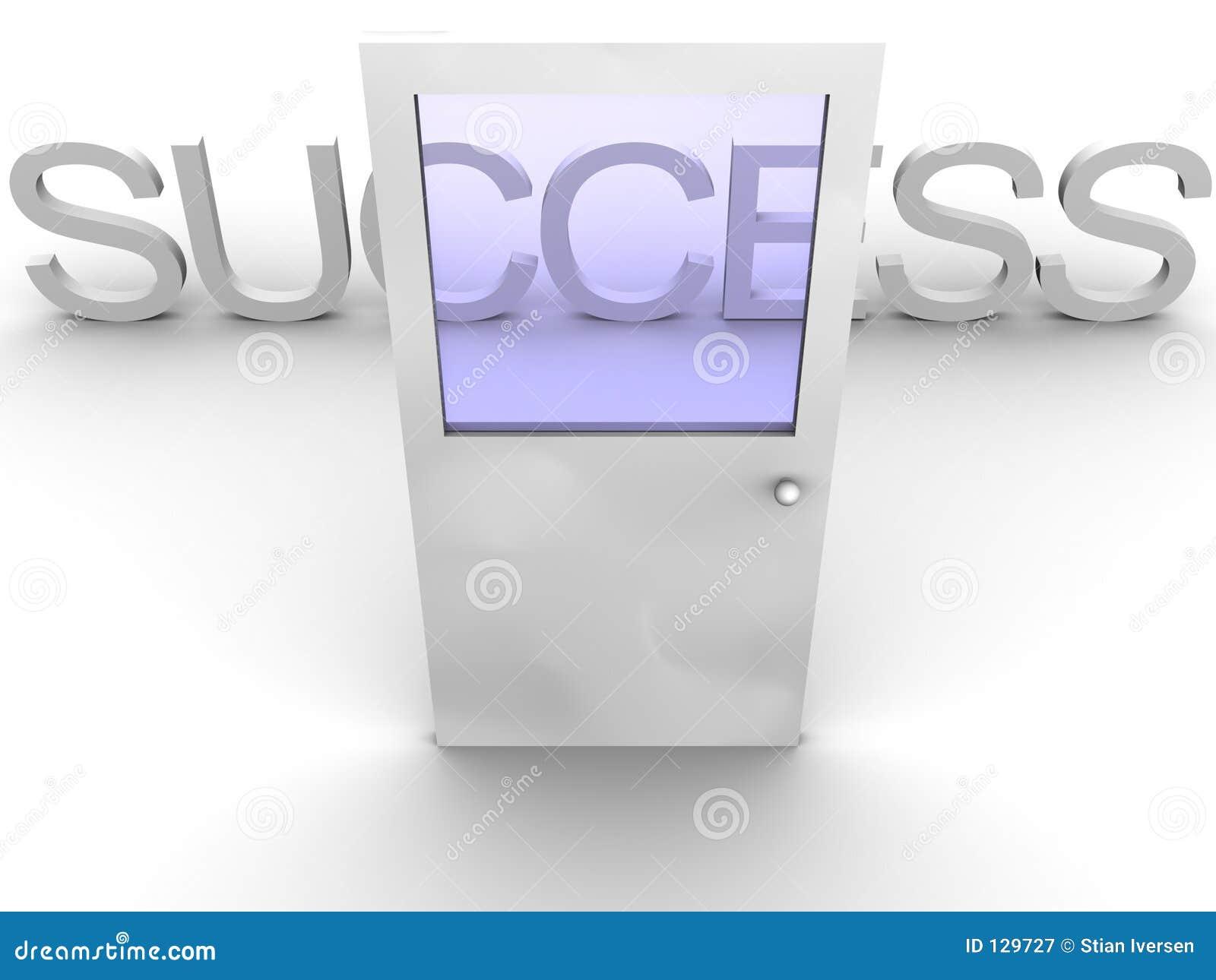 Sukces drzwi