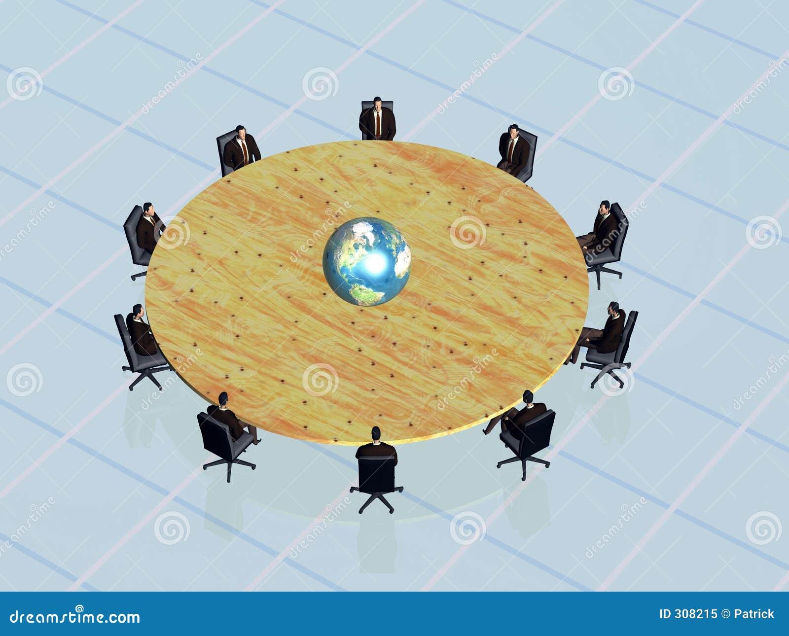 Sukces konferencji drużyny szeroki świat