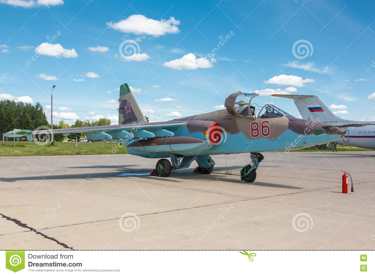 Sukhoi Su-25 Grach, Frogfoot