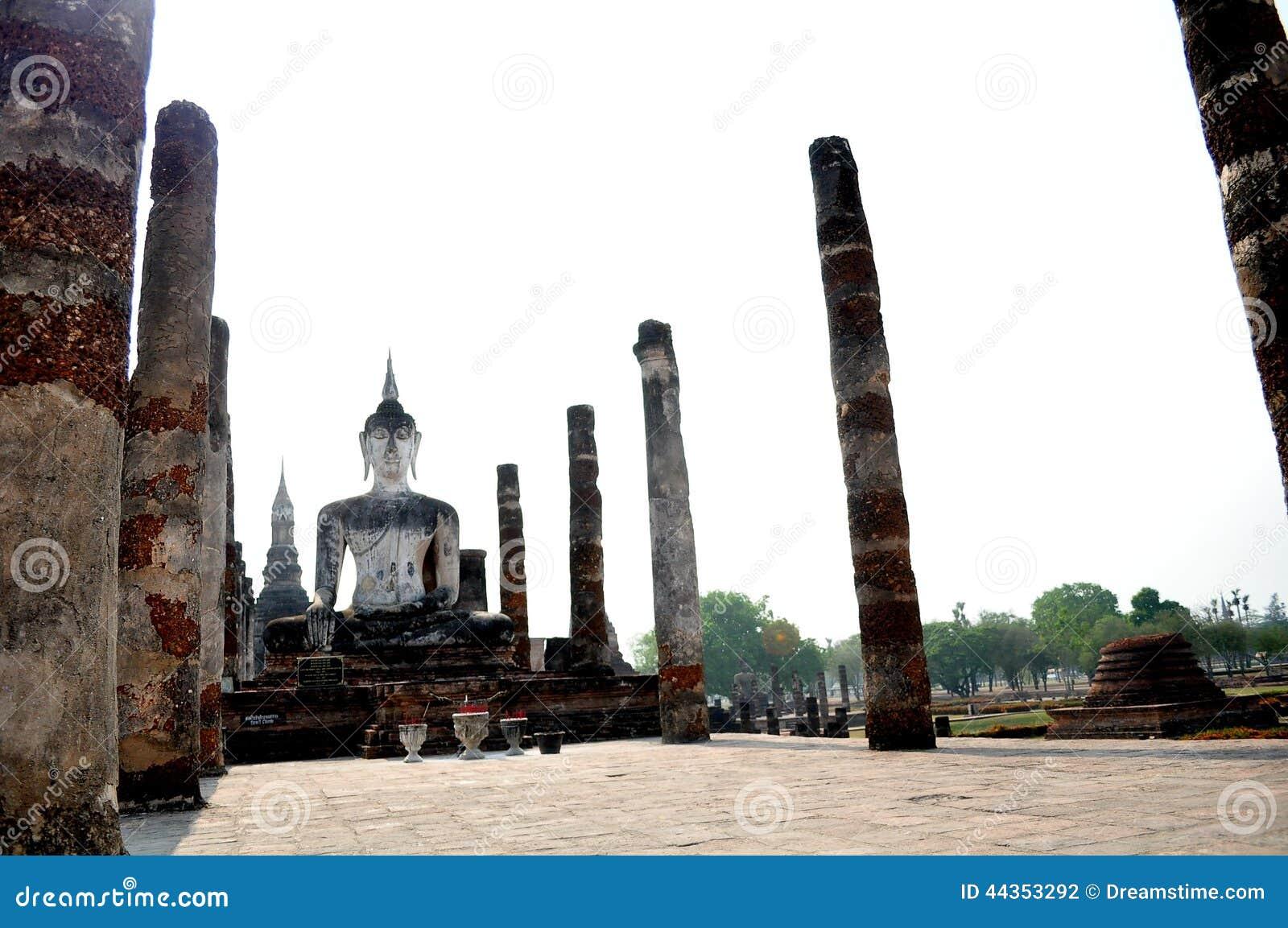 Sukhothai Tailandia storica