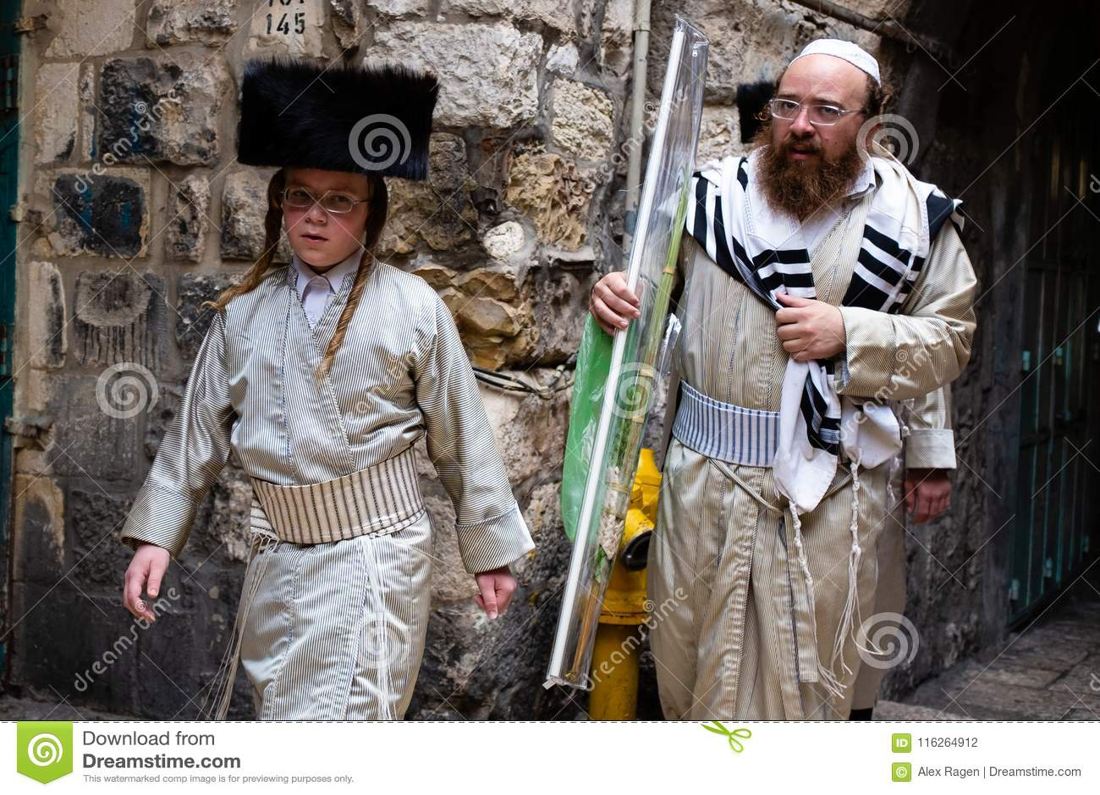 Sukkot Holiday in Jerusalem