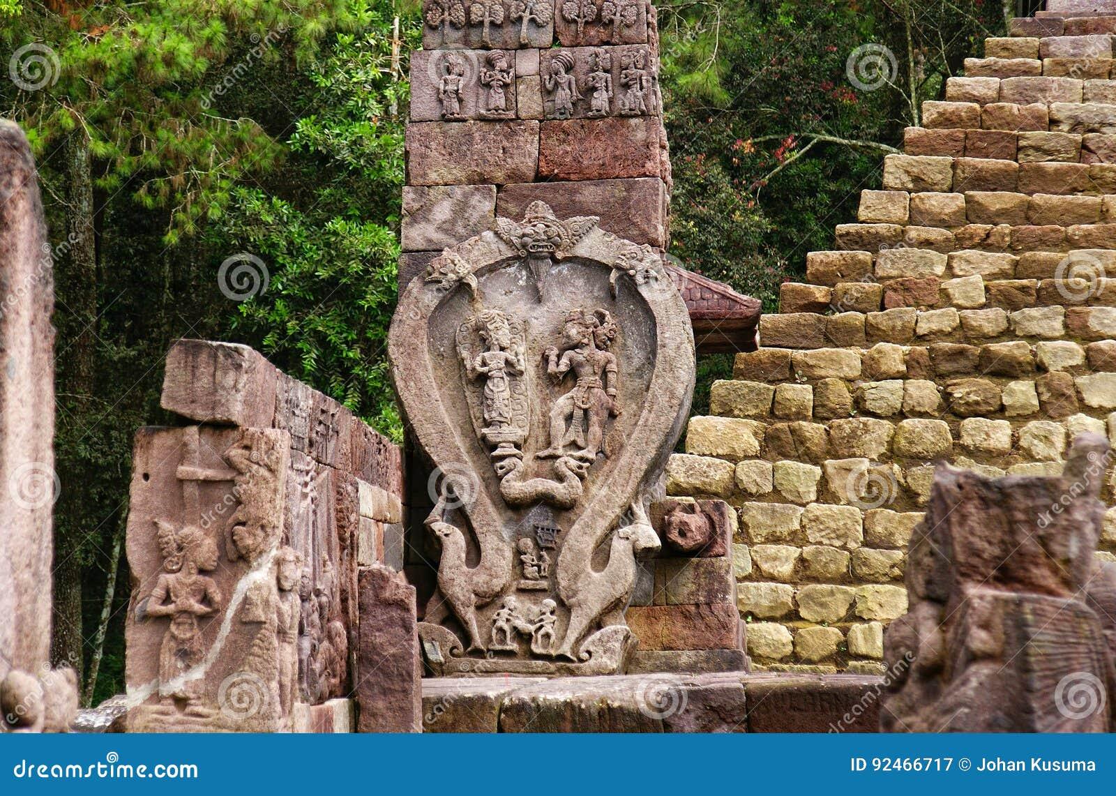 Sukuh寺庙/Candi Sukuh
