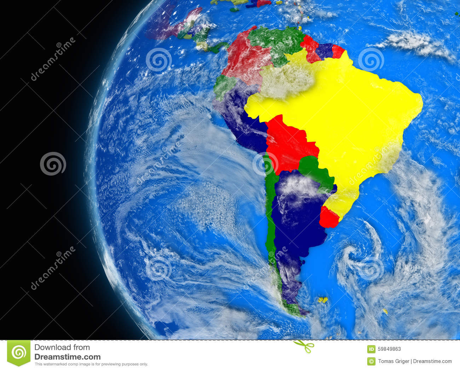 Forgetten dreams continente americano 9
