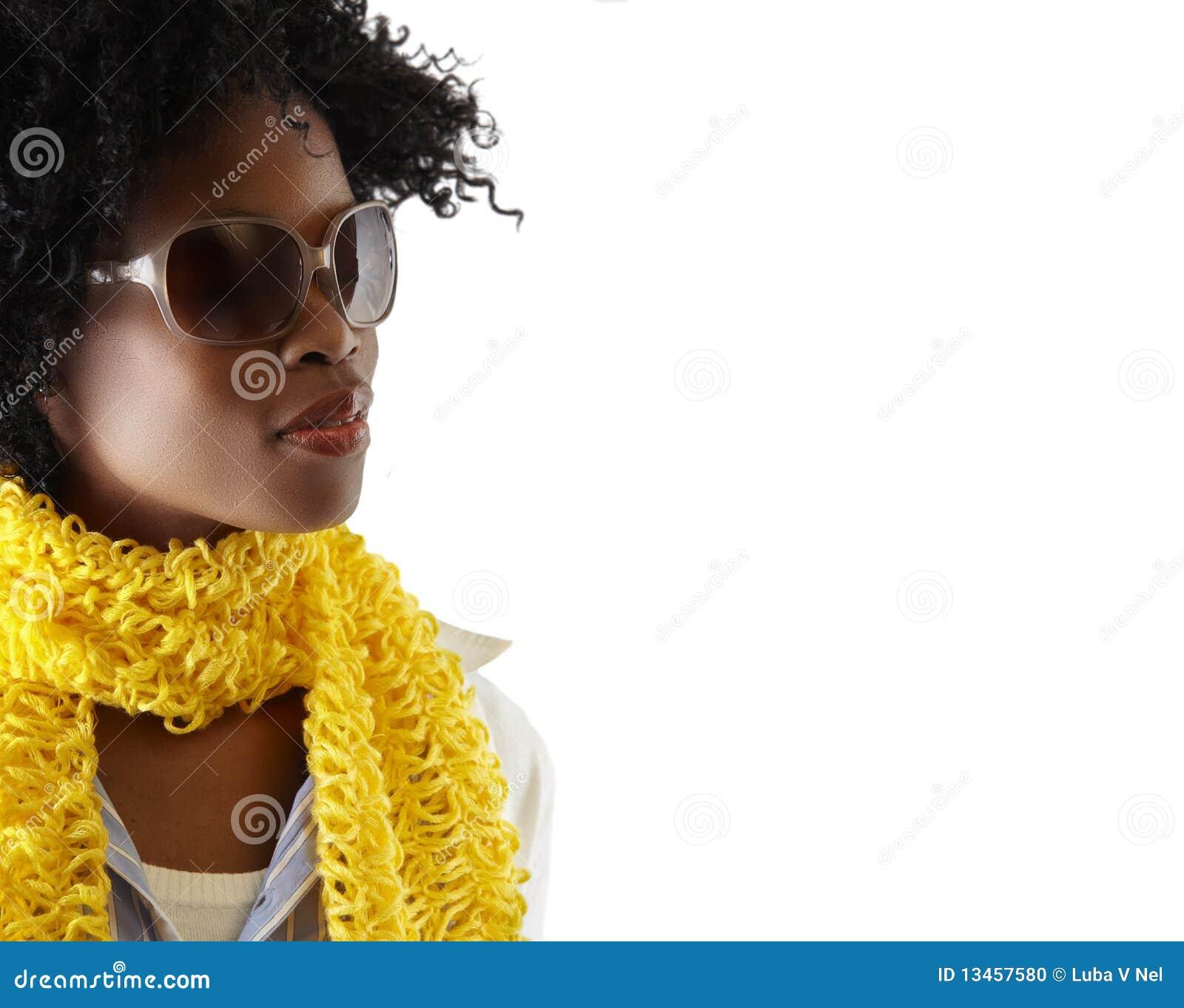 Sul novo - mulher africana