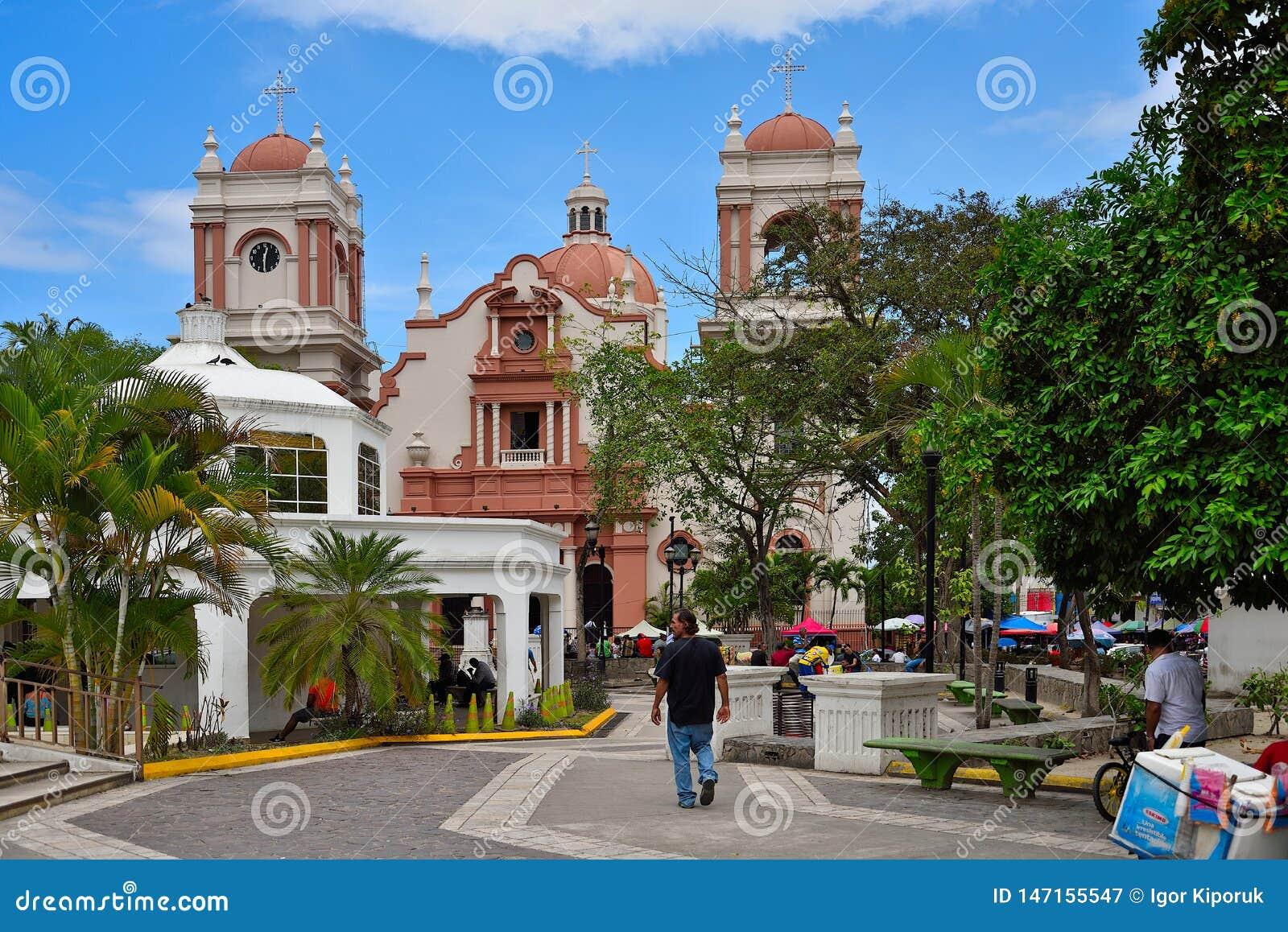 Sula de San Pedro honduras