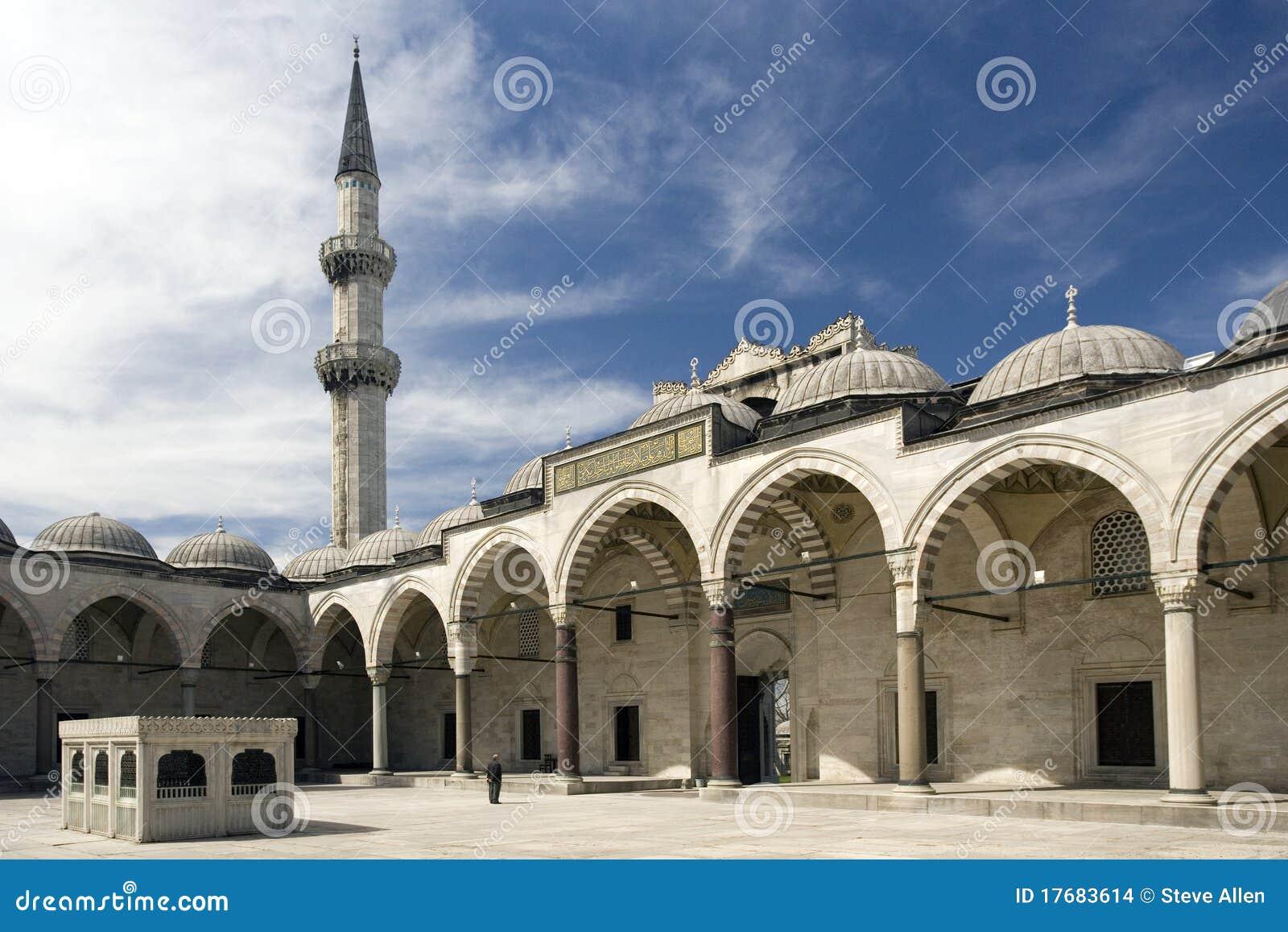Suleymaniye Mosque - Istanbul - Turkey Editorial Stock ...