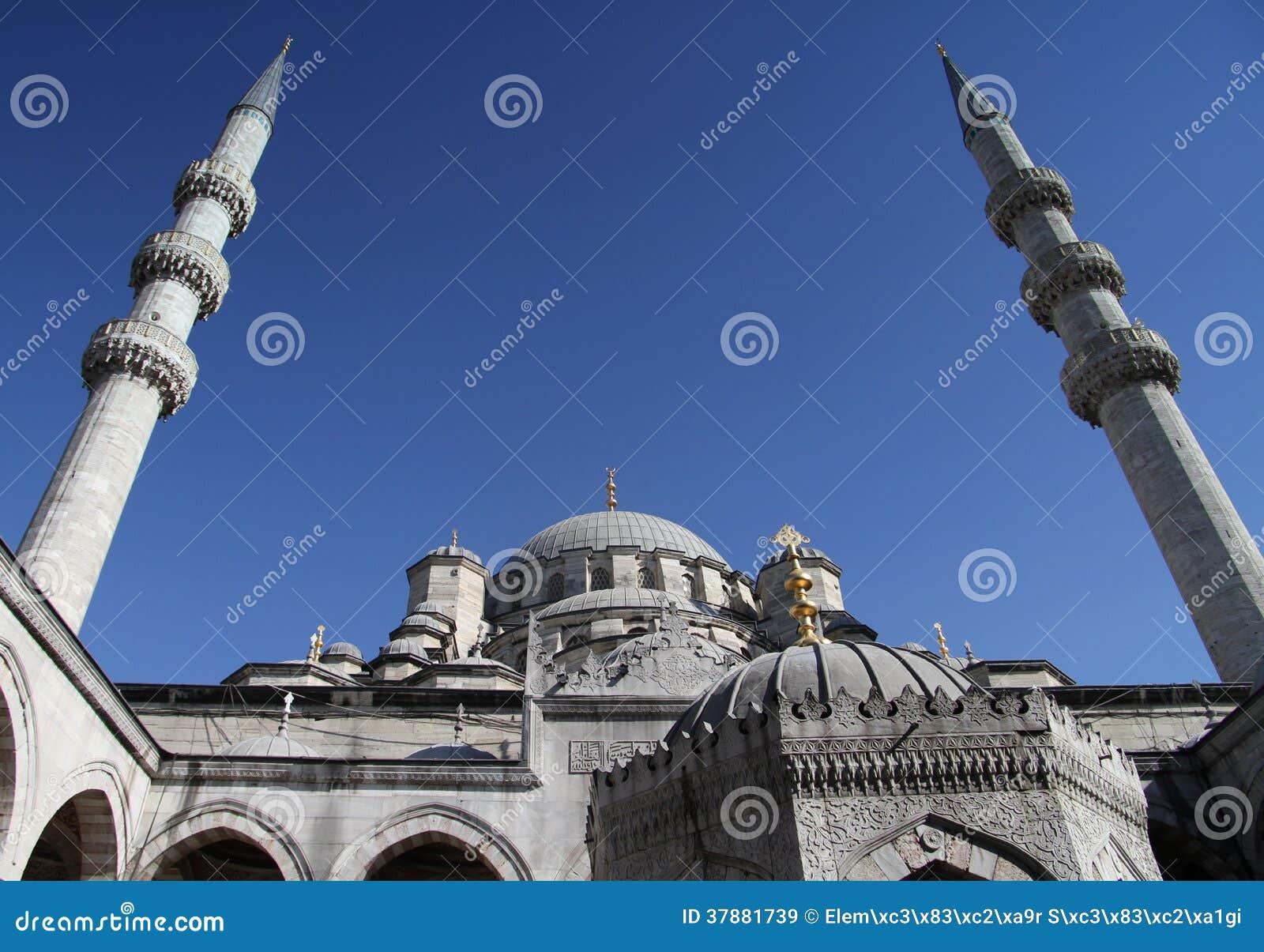 Suleymaniyemoskee in Istanboel