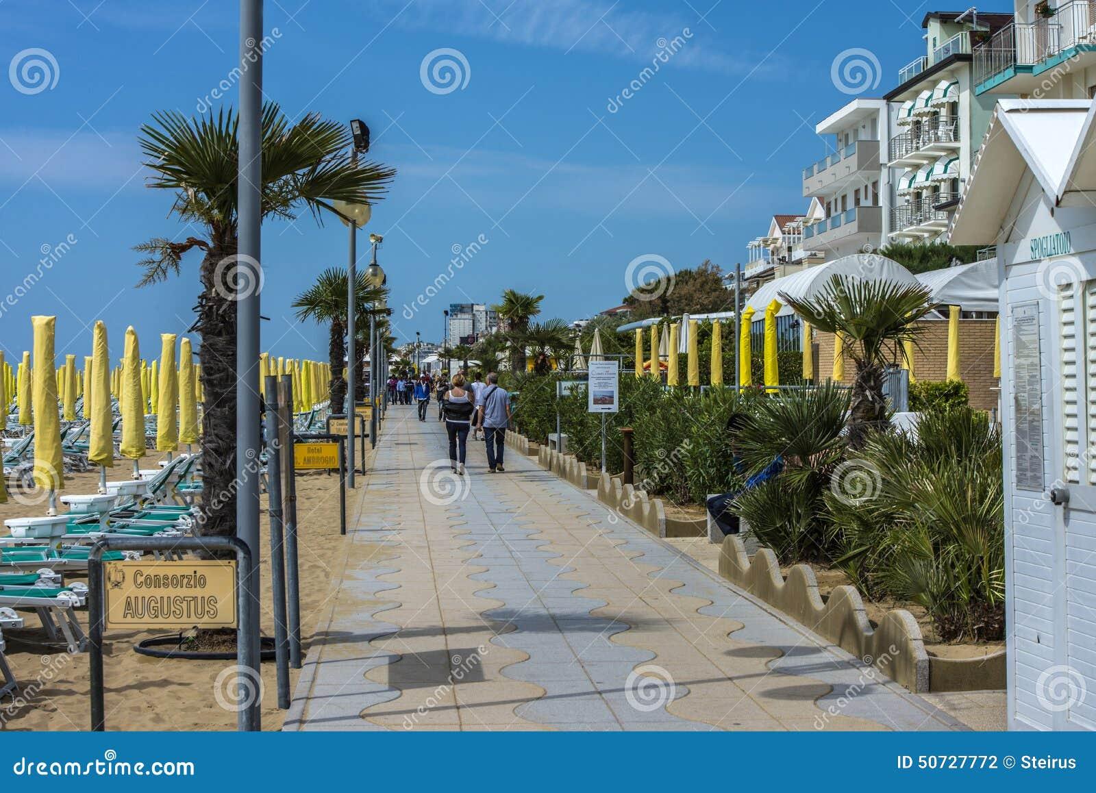 In Lido Jesolosulla Sulla SpiaggiaFotografia Vacanza Di QrdtCsh