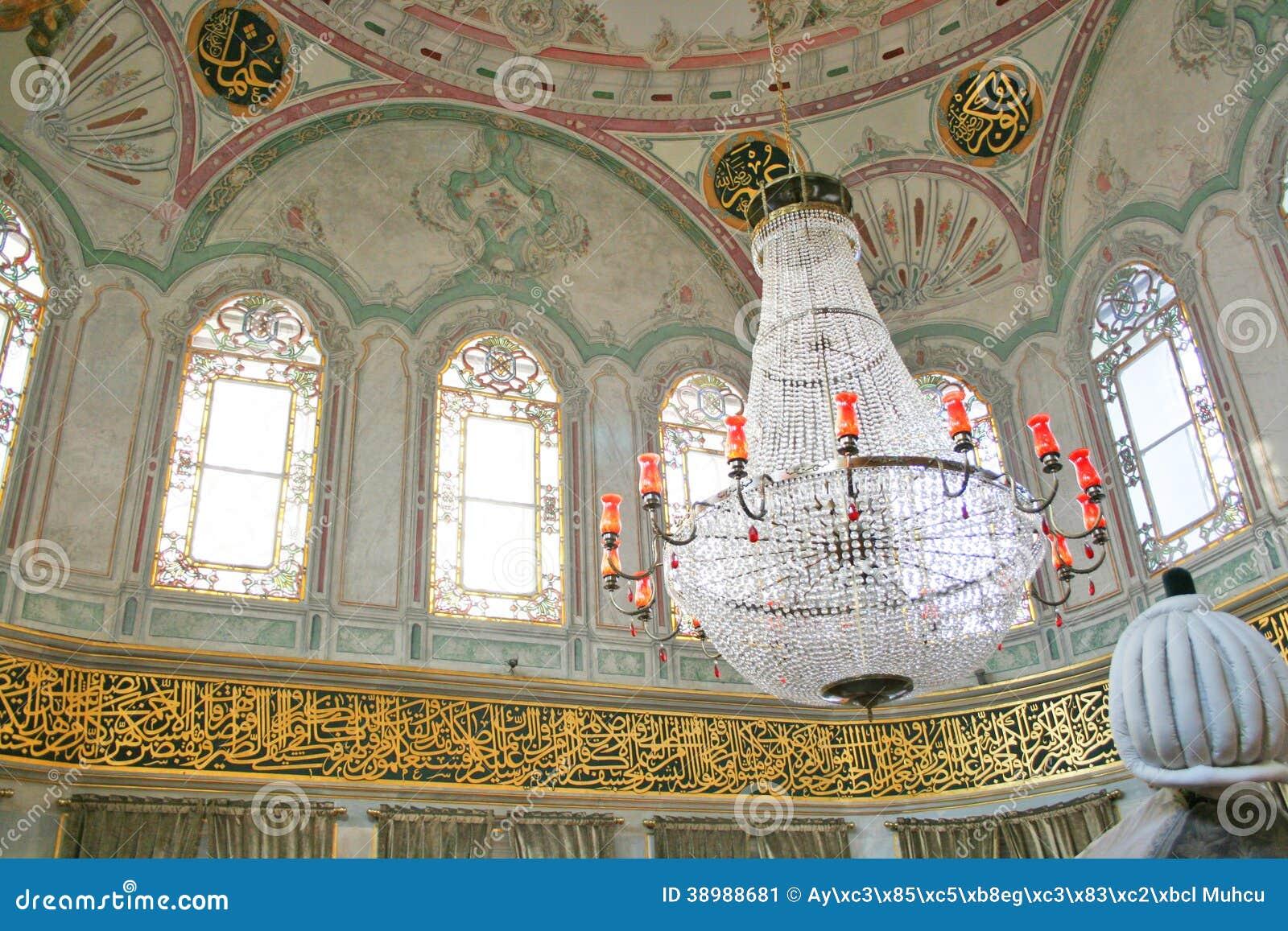 Sultan Abdulhamid mim túmulo