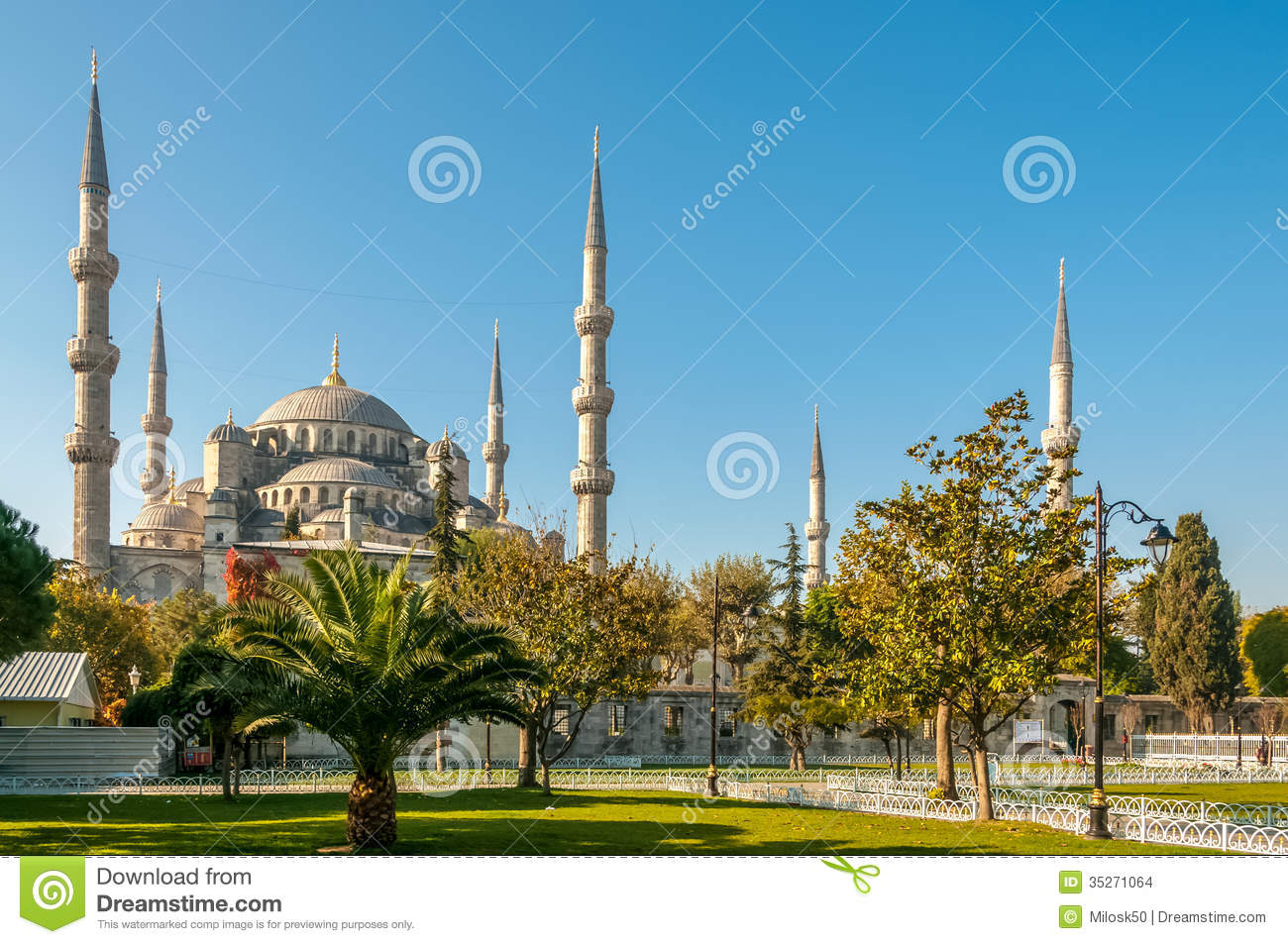 Sultan Ahmed Mosque (moschea blu)