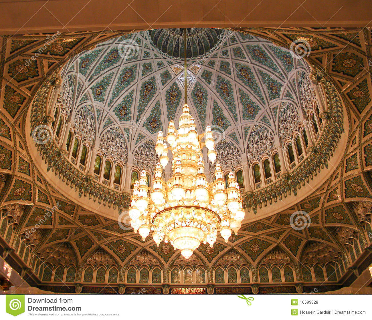 how to build a mosque dome