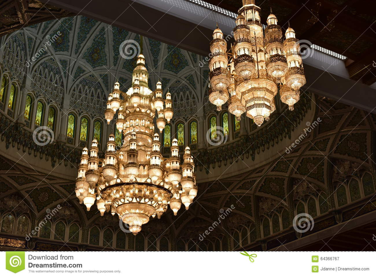 Sultan qaboos grand mosque muscat oman editorial photography editorial stock photo arubaitofo Choice Image