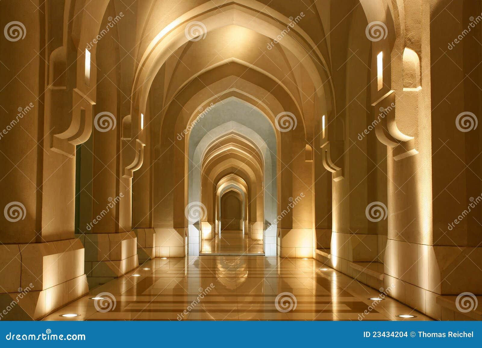 Sultanat von oman torbogen orientalische architektur for Architecture orientale