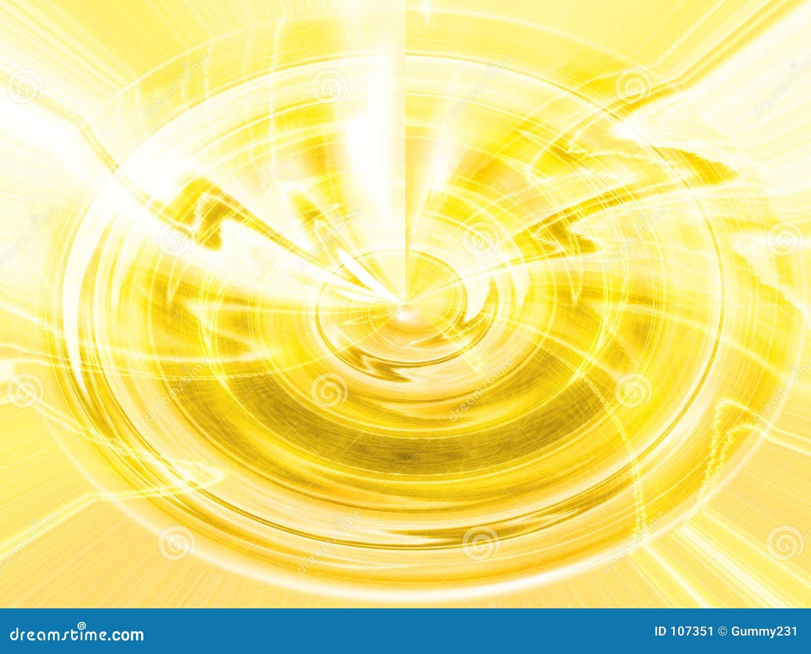Sumário amarelo