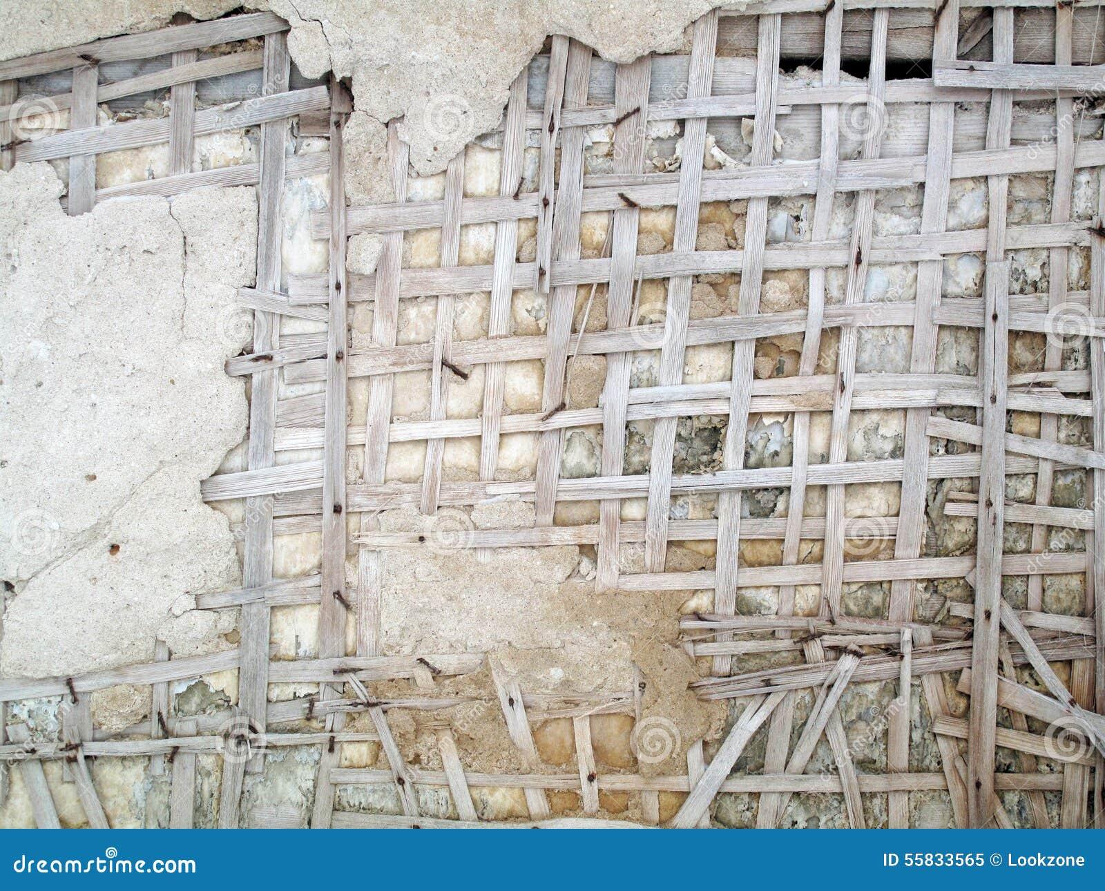 Sumário da deterioração da parede