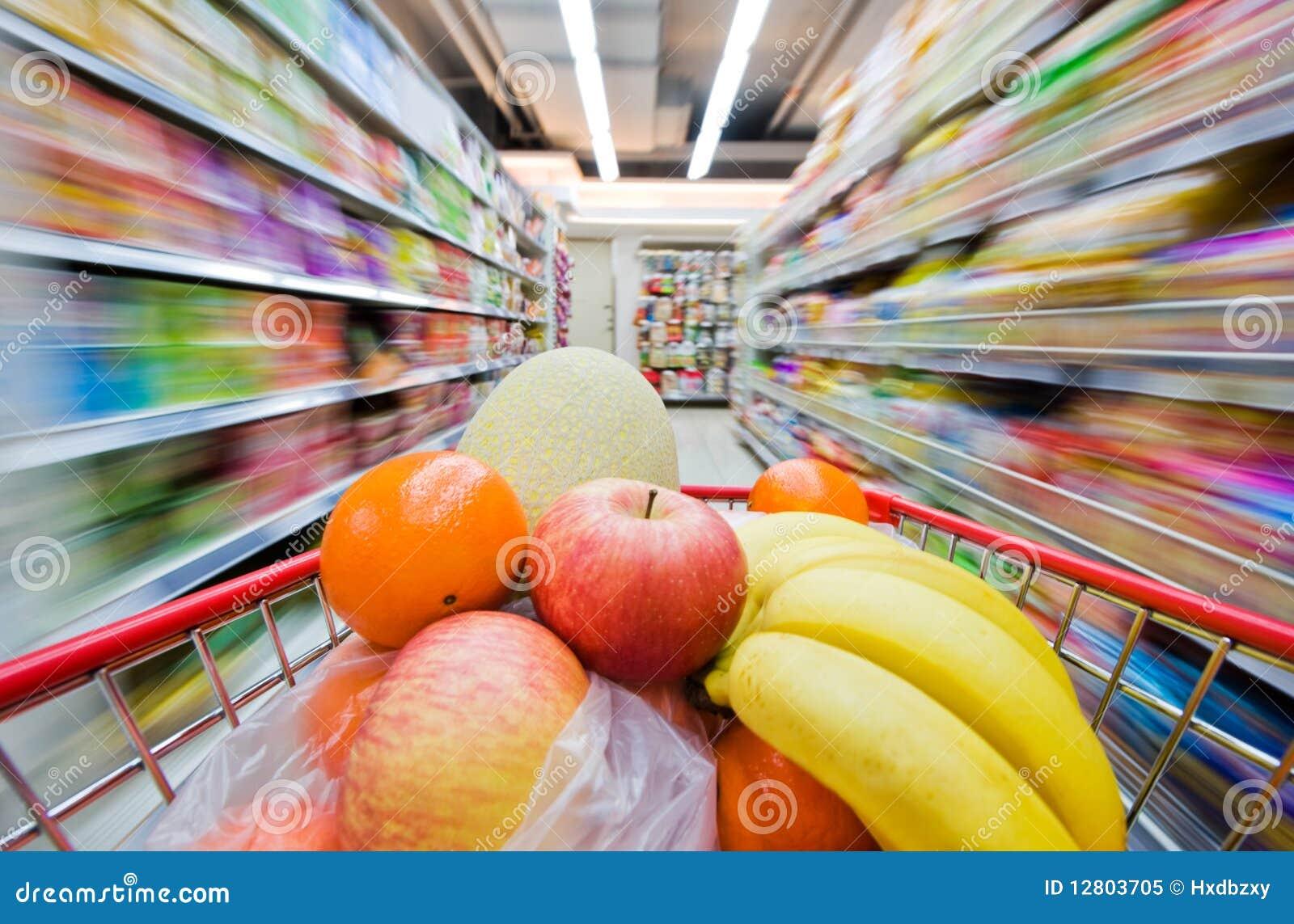 Sumário do supermercado