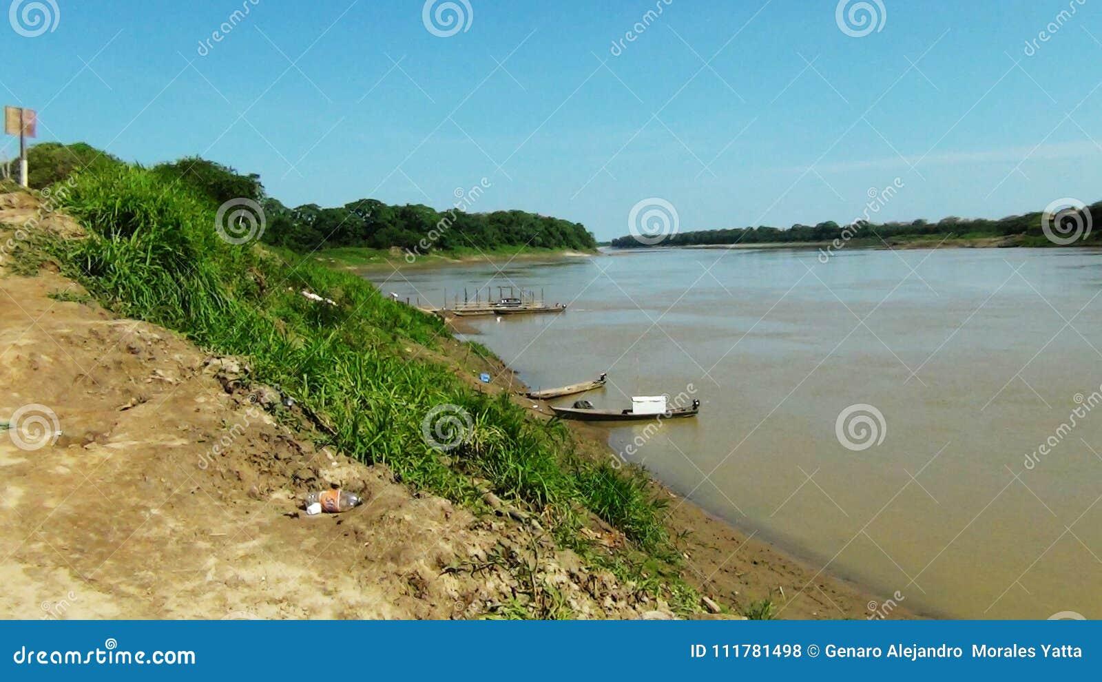 Amazonriverboat