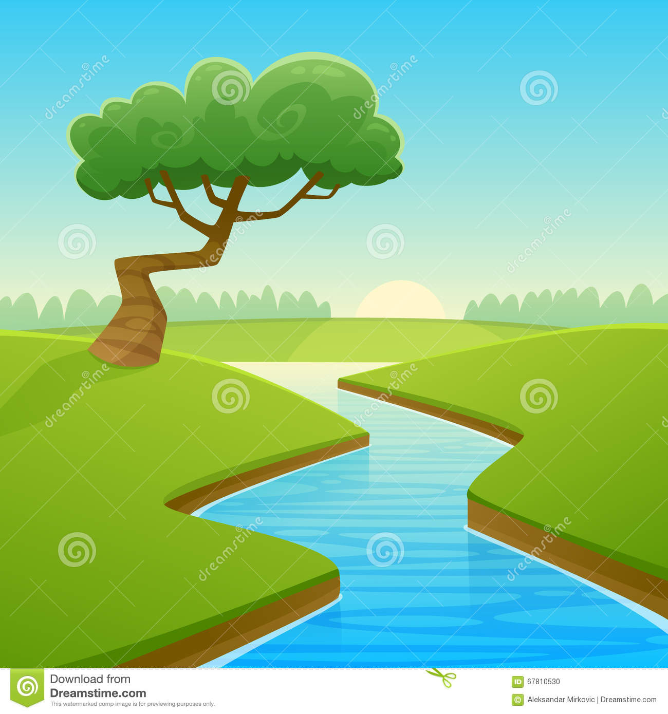 Download Landscape Summer - summer-cartoon-landscape-illustration-rural-river-over-land-tree-67810530  Pic_416452.jpg