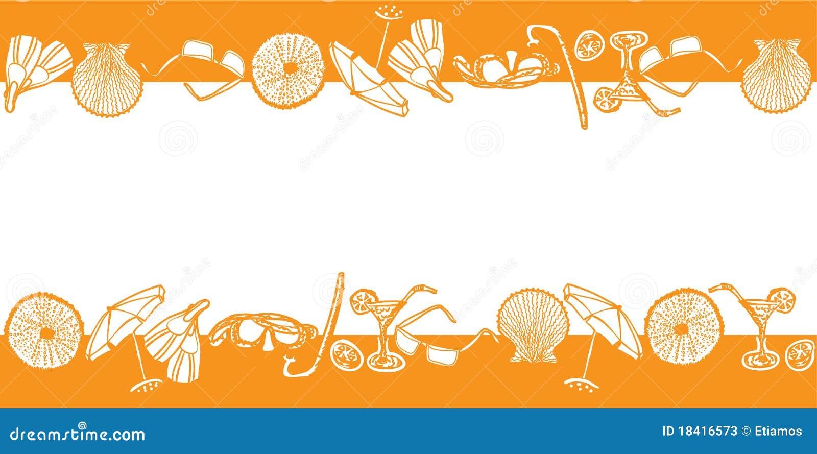 Summer Design Stock Photos - Image: 18416573