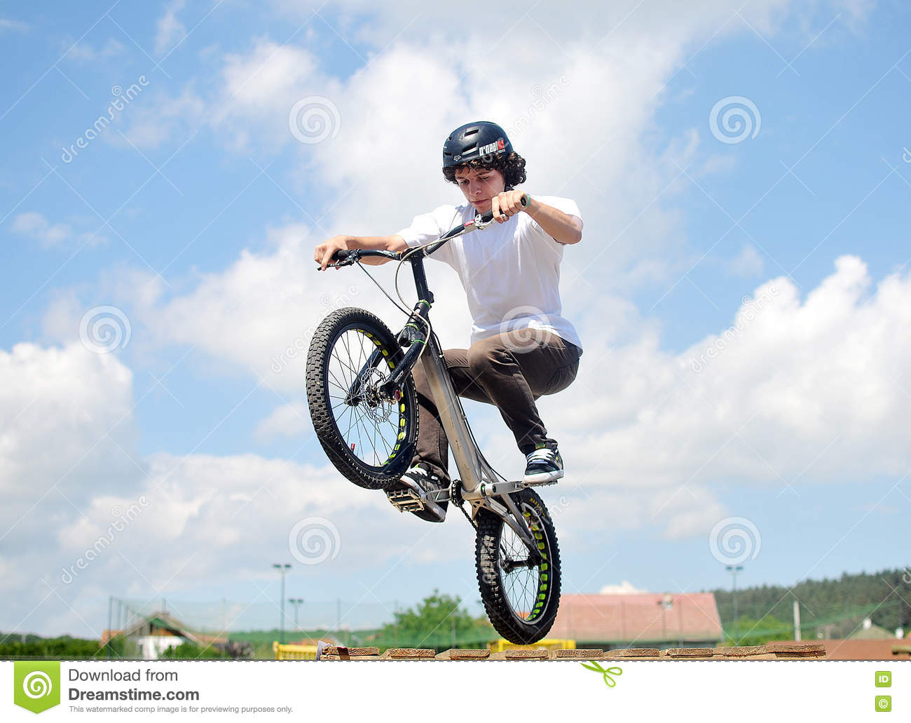 Summer is for extreme sports