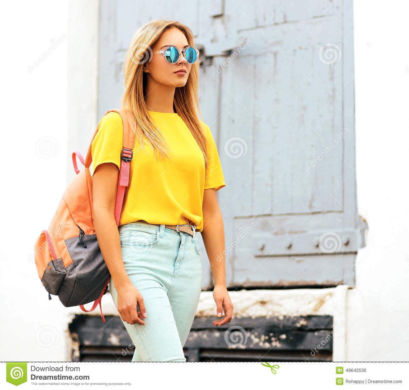 Hipster Girl Summer Outfit - 143.5KB