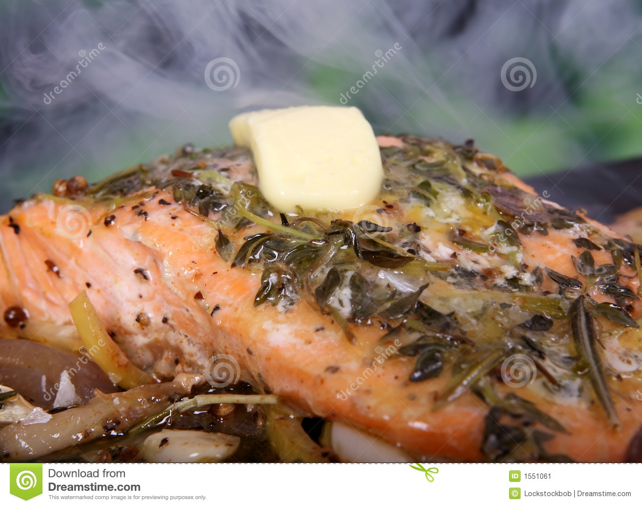 Summer food rose colored fish steak in a wine marinade for Marinade for fish