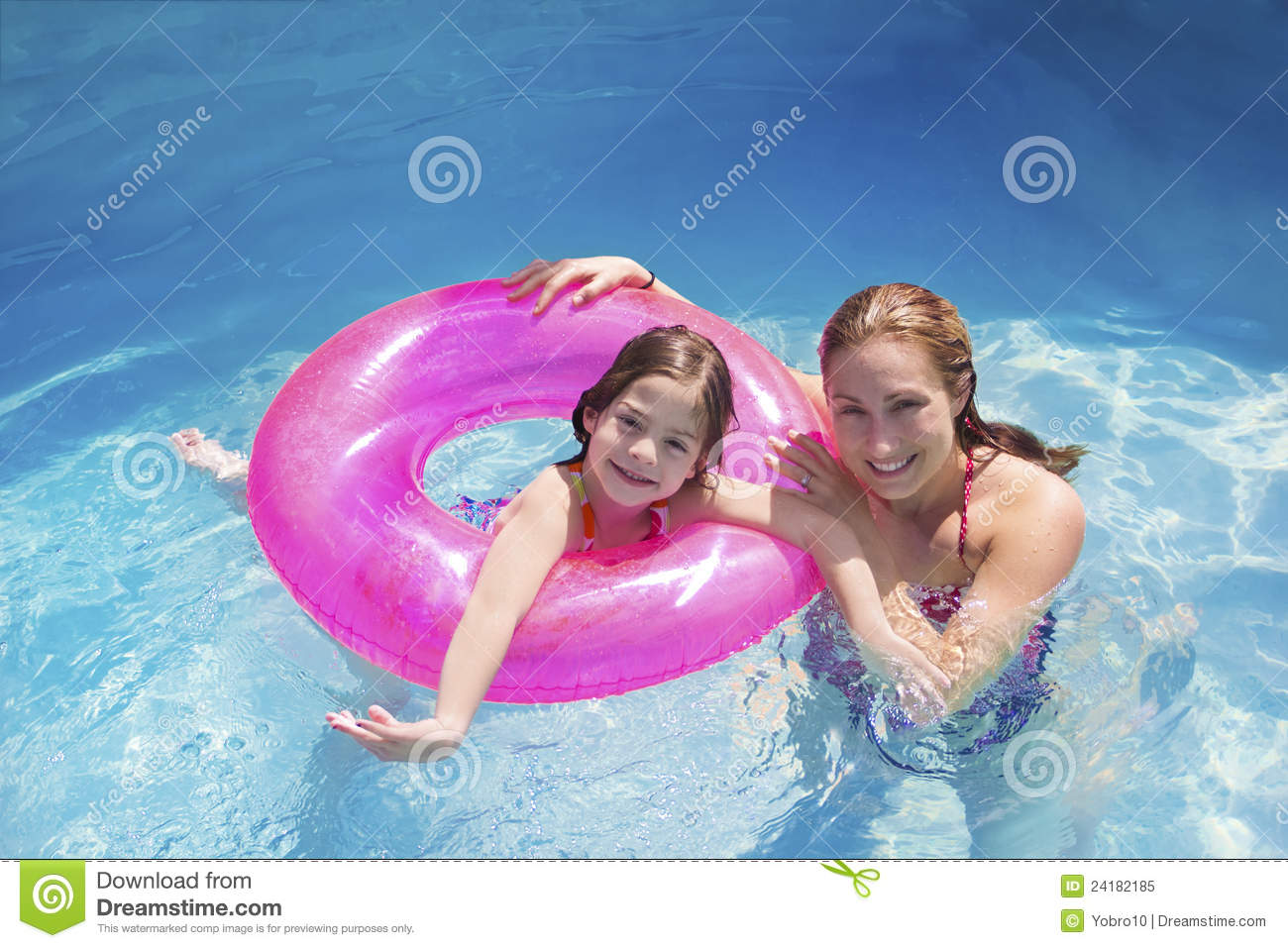 summer fun in the swimming pool royalty free stock photo. Black Bedroom Furniture Sets. Home Design Ideas