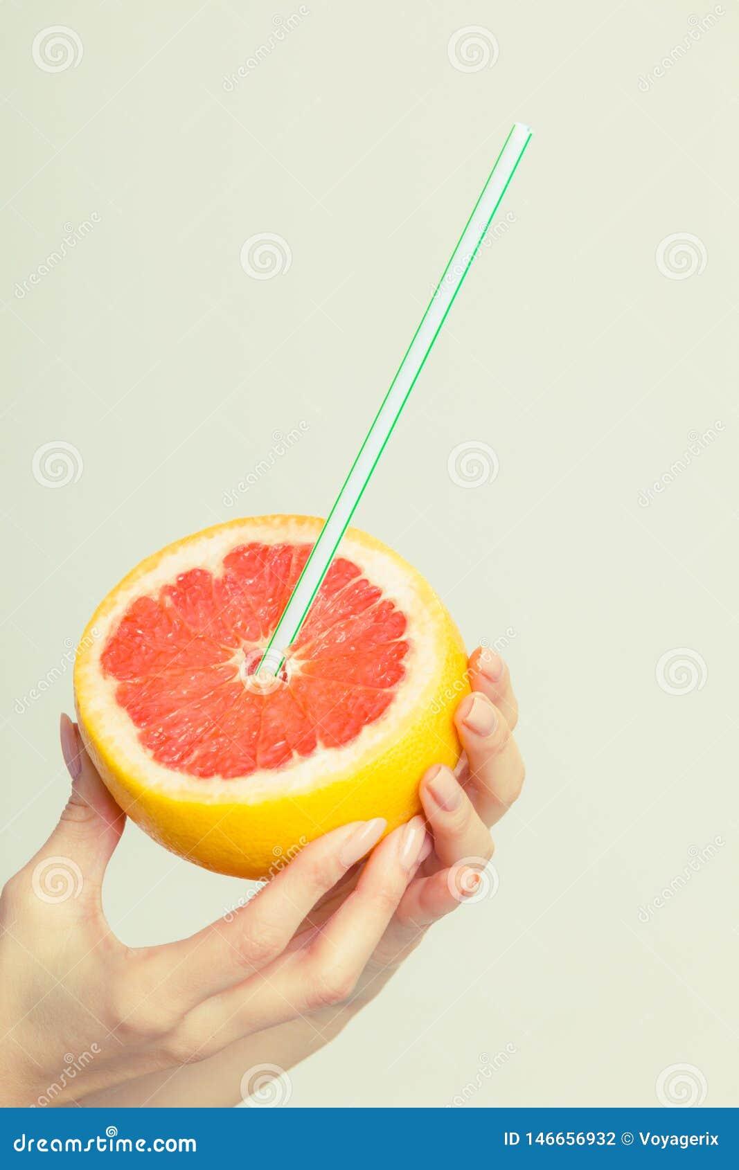 Summer healthy fruit drink