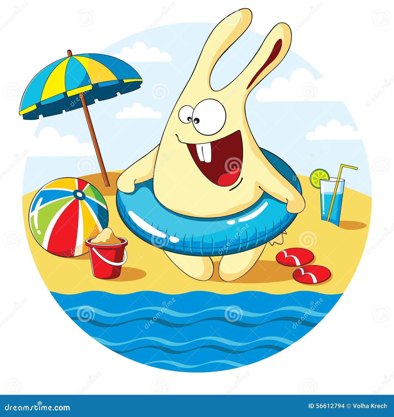 summer holiday cartoon - Holiday Cartoon Images