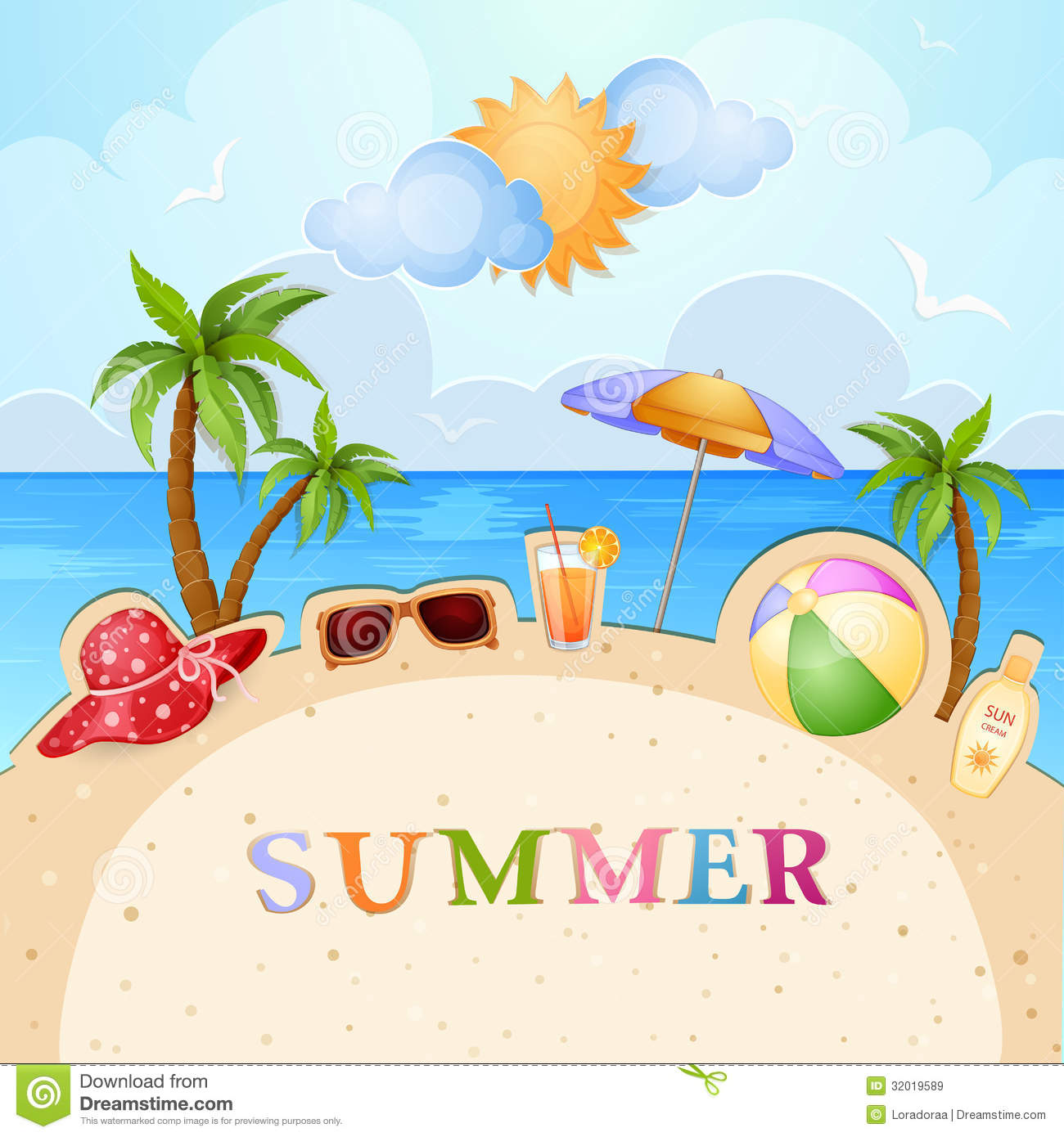 clipart summer holiday images - photo #40