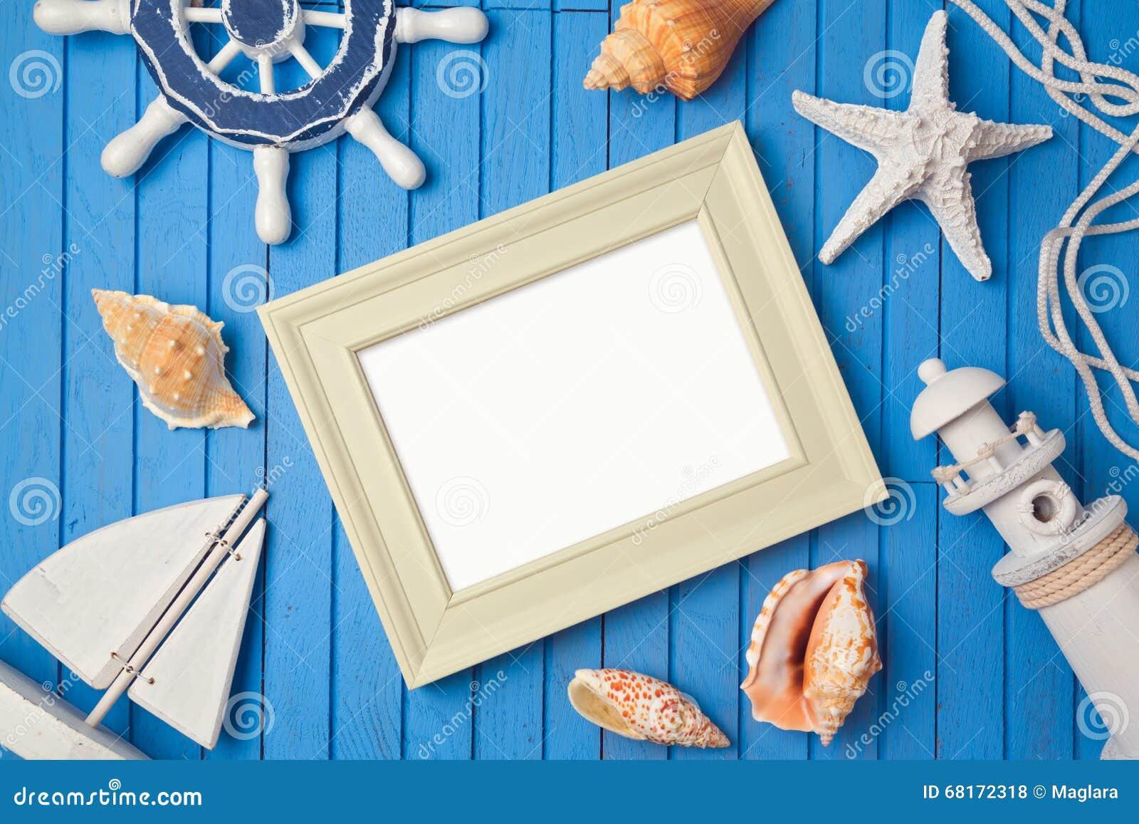 summer holiday poster frame mock up template view from above summer holiday poster frame mock up template view from above flat lay