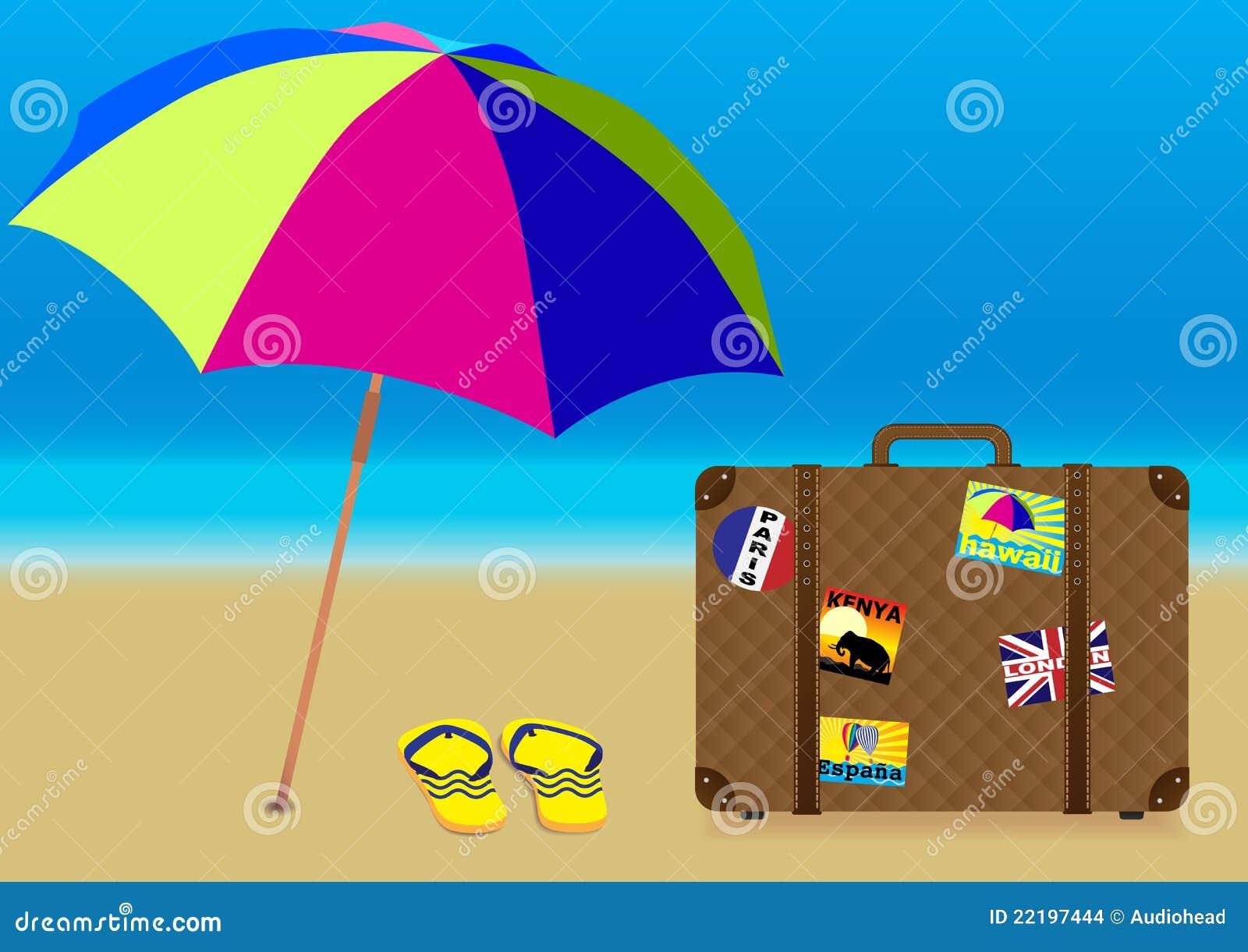 Summer Holiday - Vector