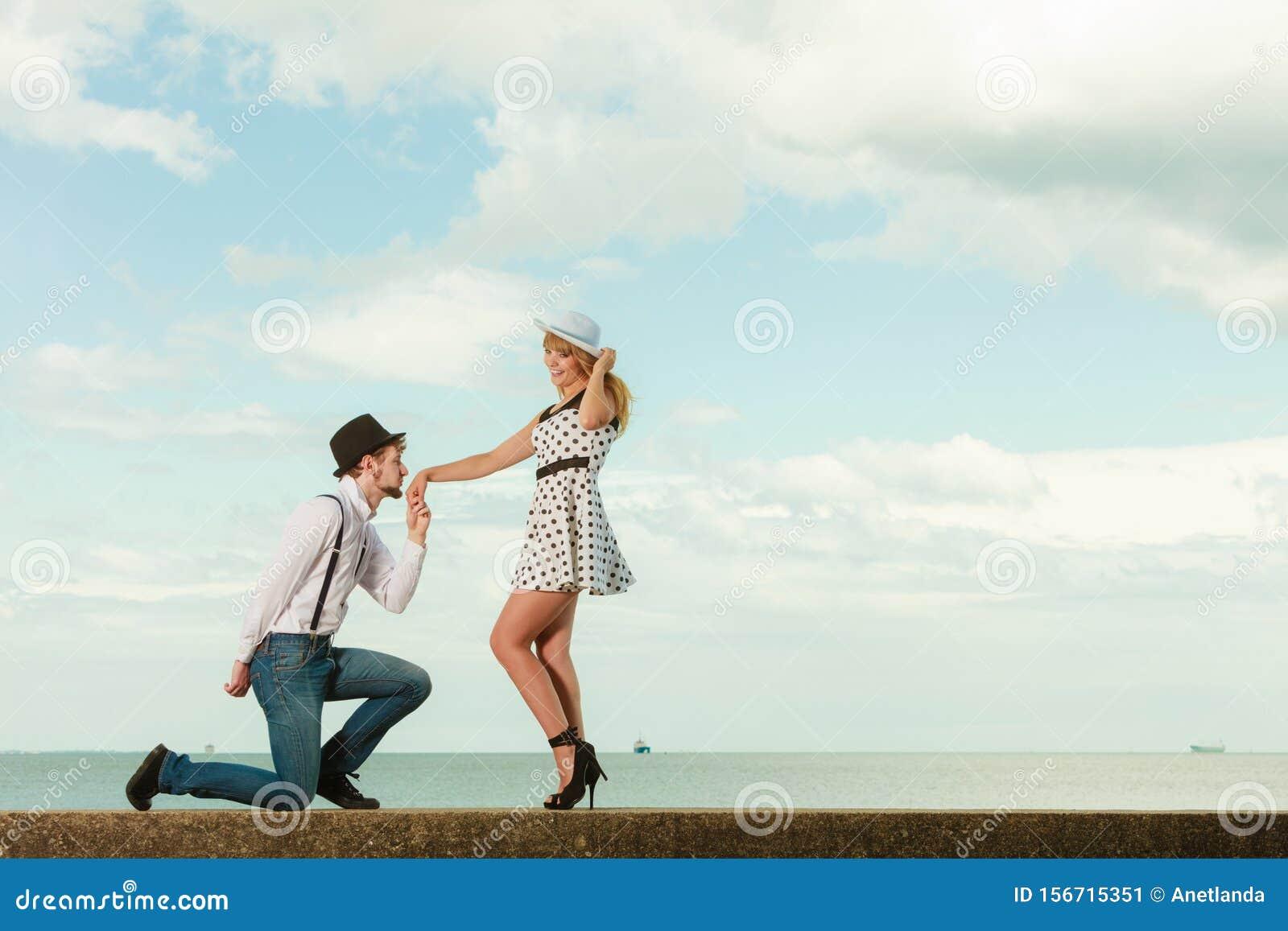 Retro dating
