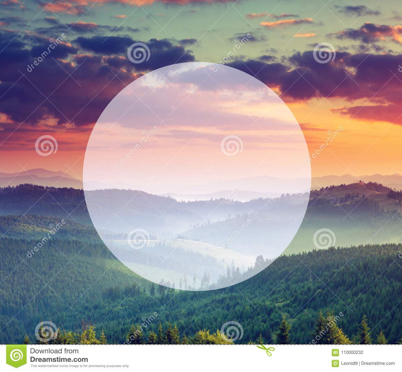 summer landscape in mountains stock photo image of backdrop