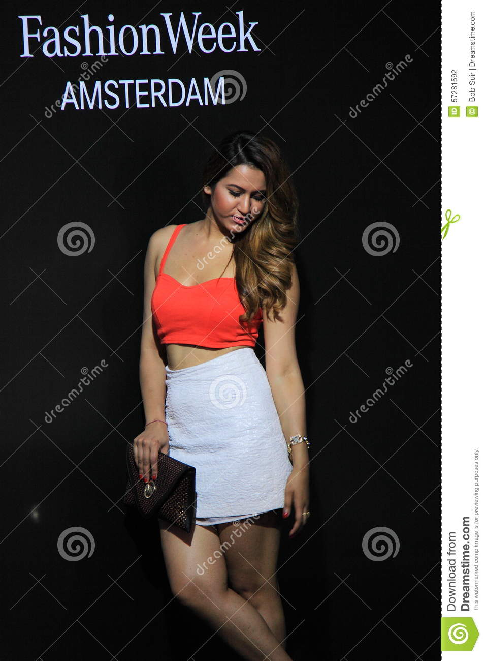 Summer outfit fashion week amsterdam