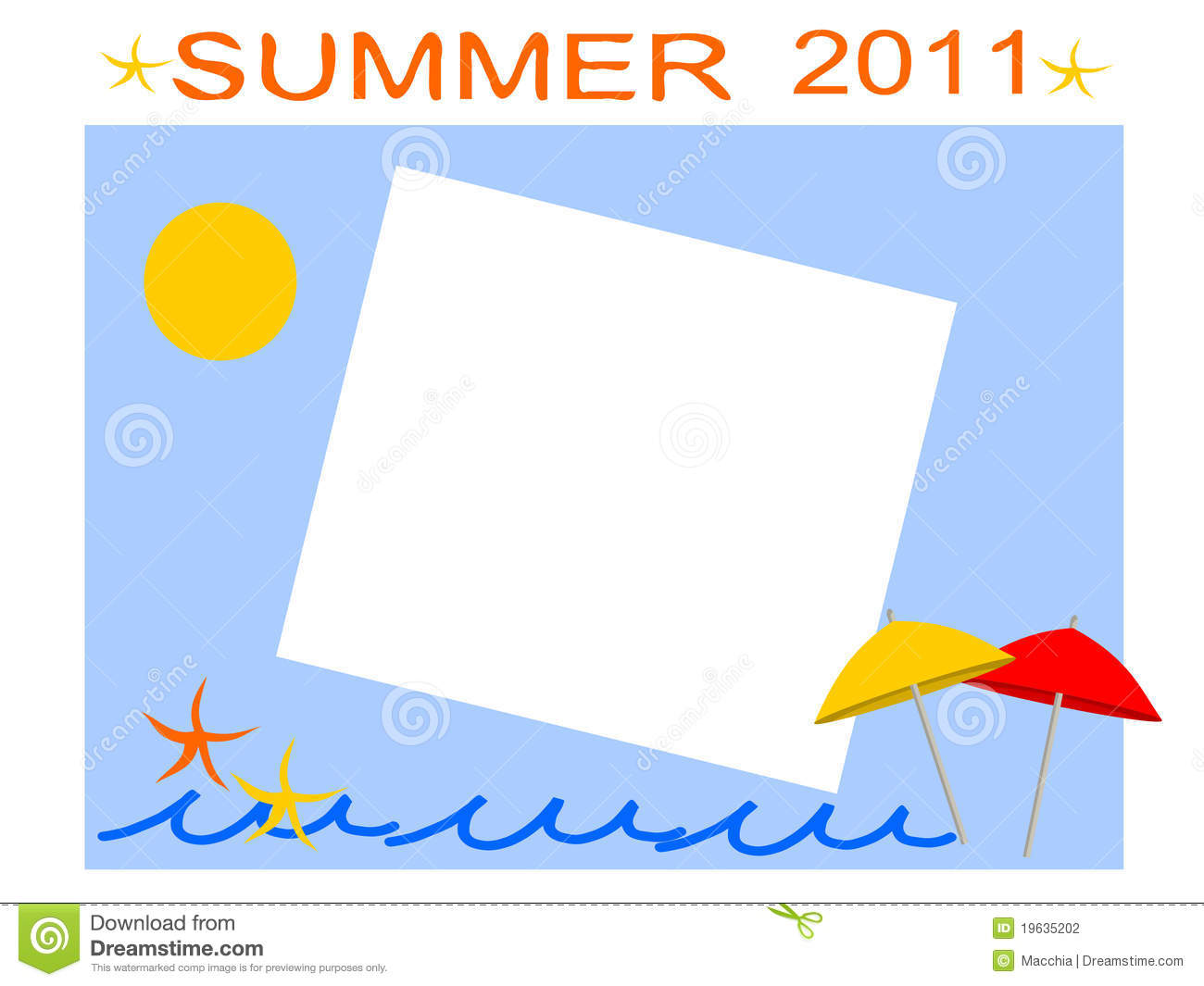 wish you were here postcard template - summer postcard stock photography image 19635202