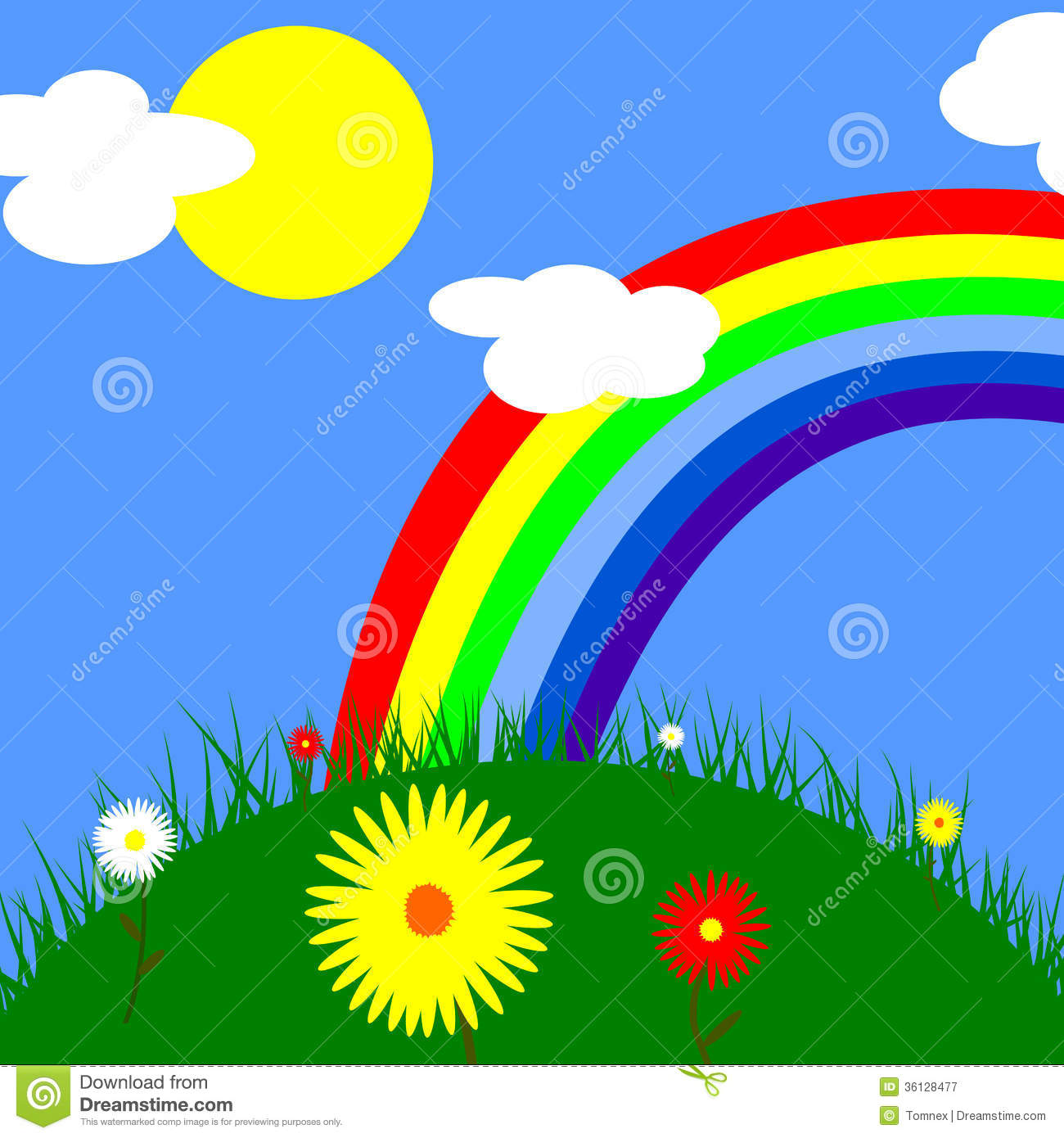 spring weather clipart - photo #3