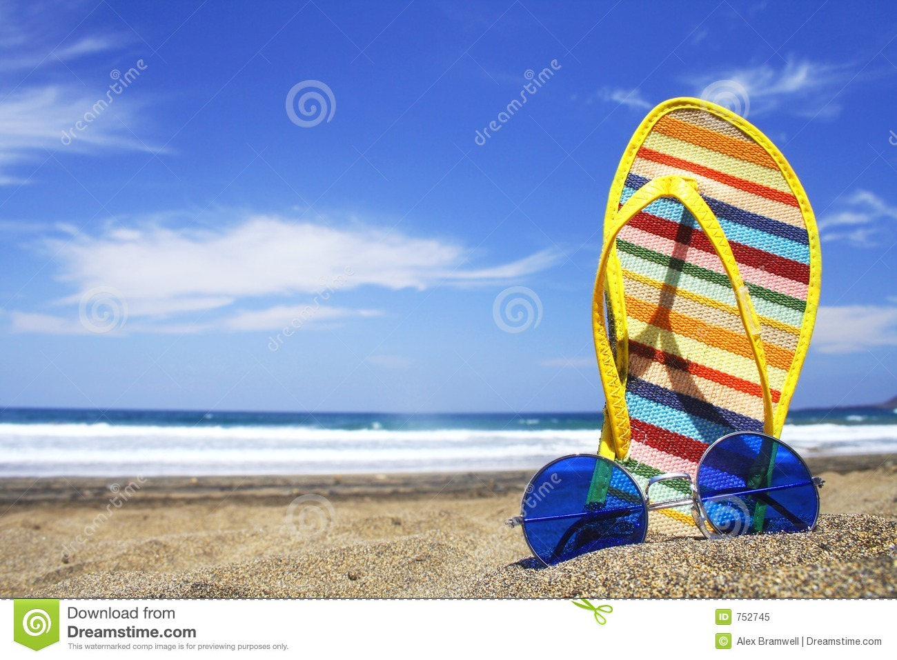Summer Beach Scene Clipart Images & Pictures - Becuo