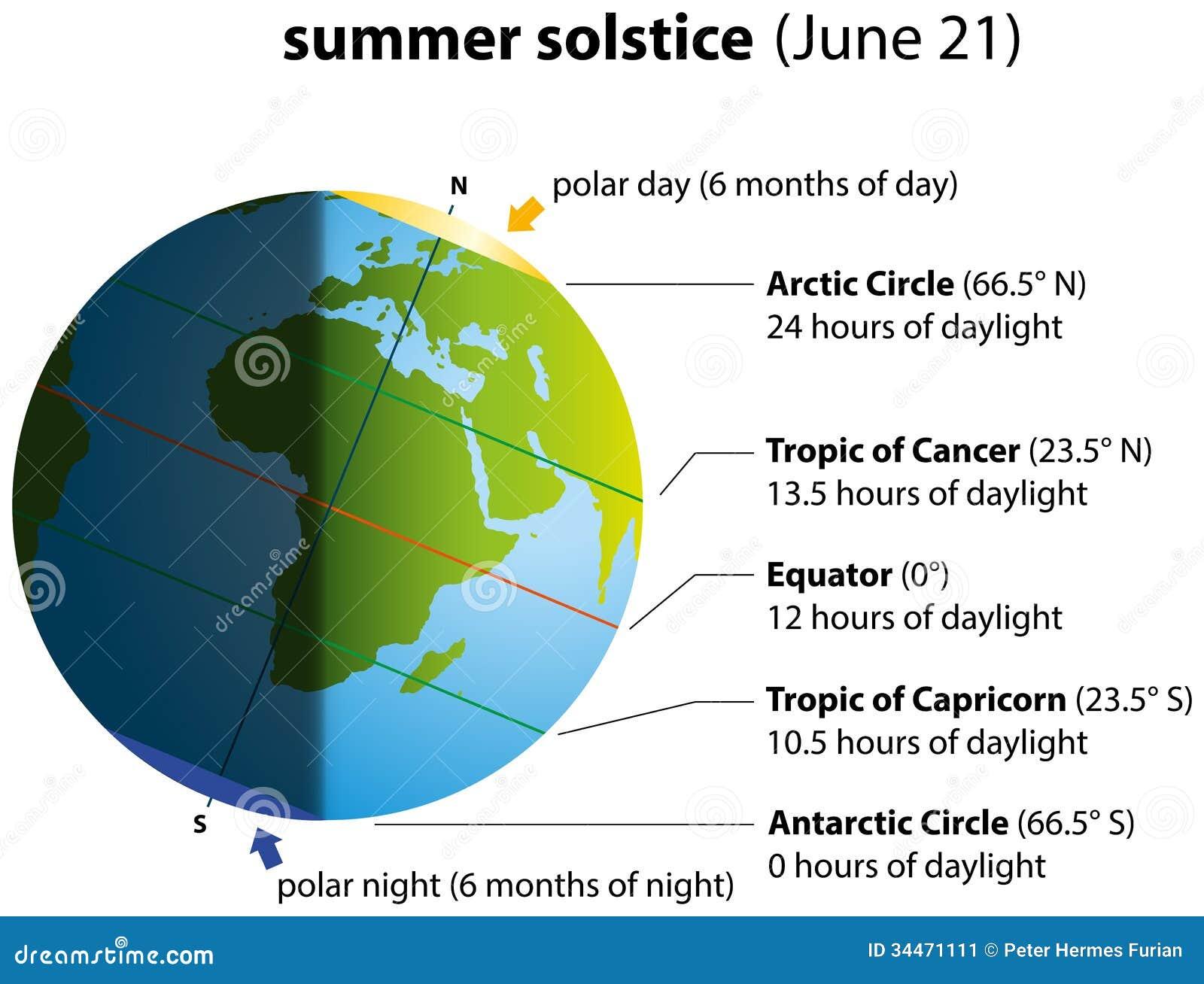 Summer Night Clipart