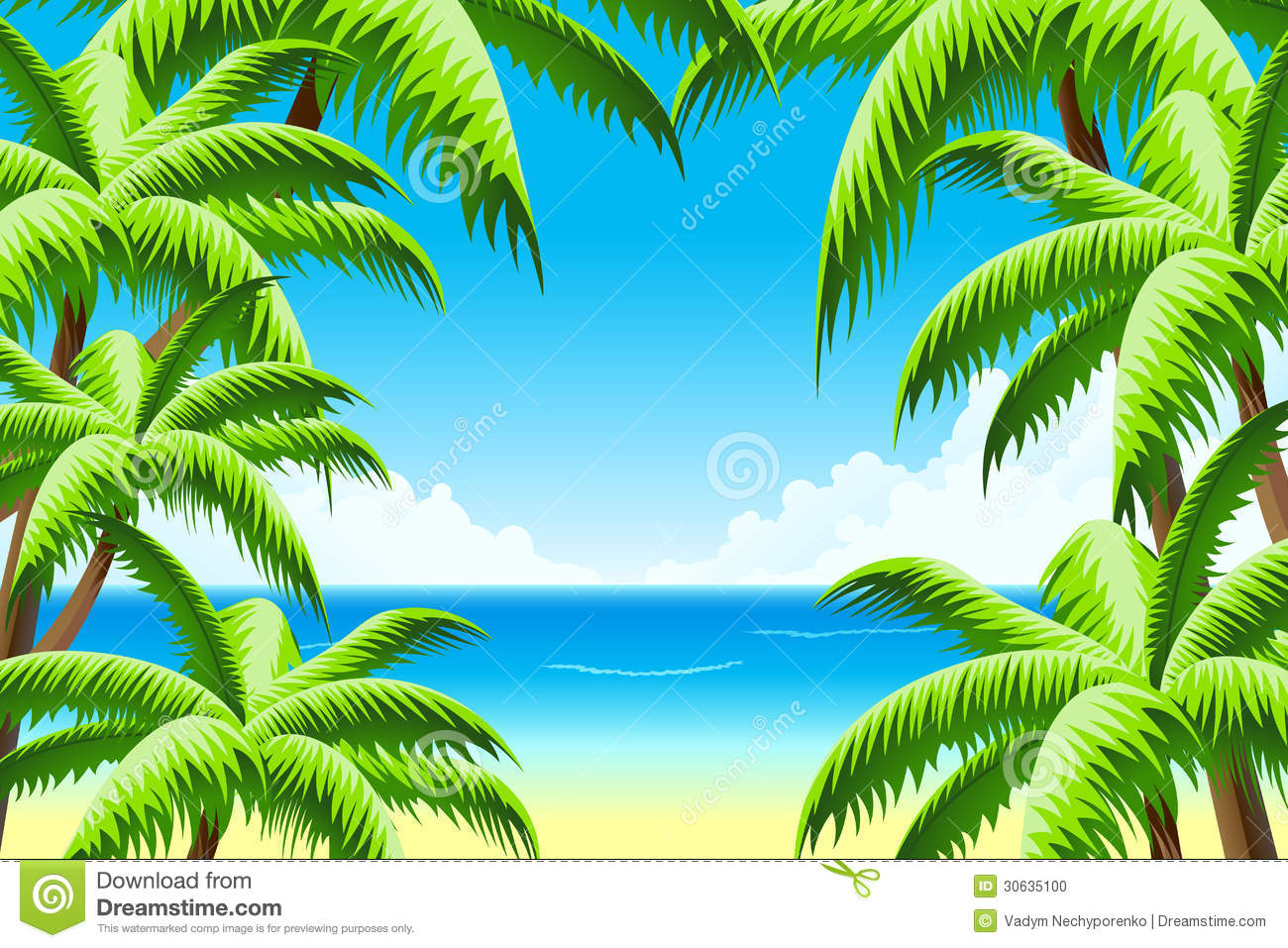 vacations summer palm - photo #43
