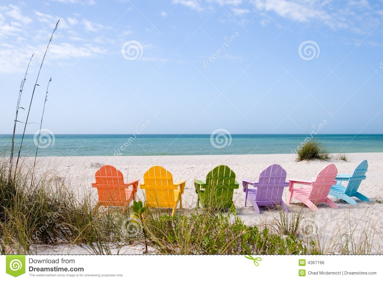 Summer Vacation Beach Royalty Free Stock Image Image