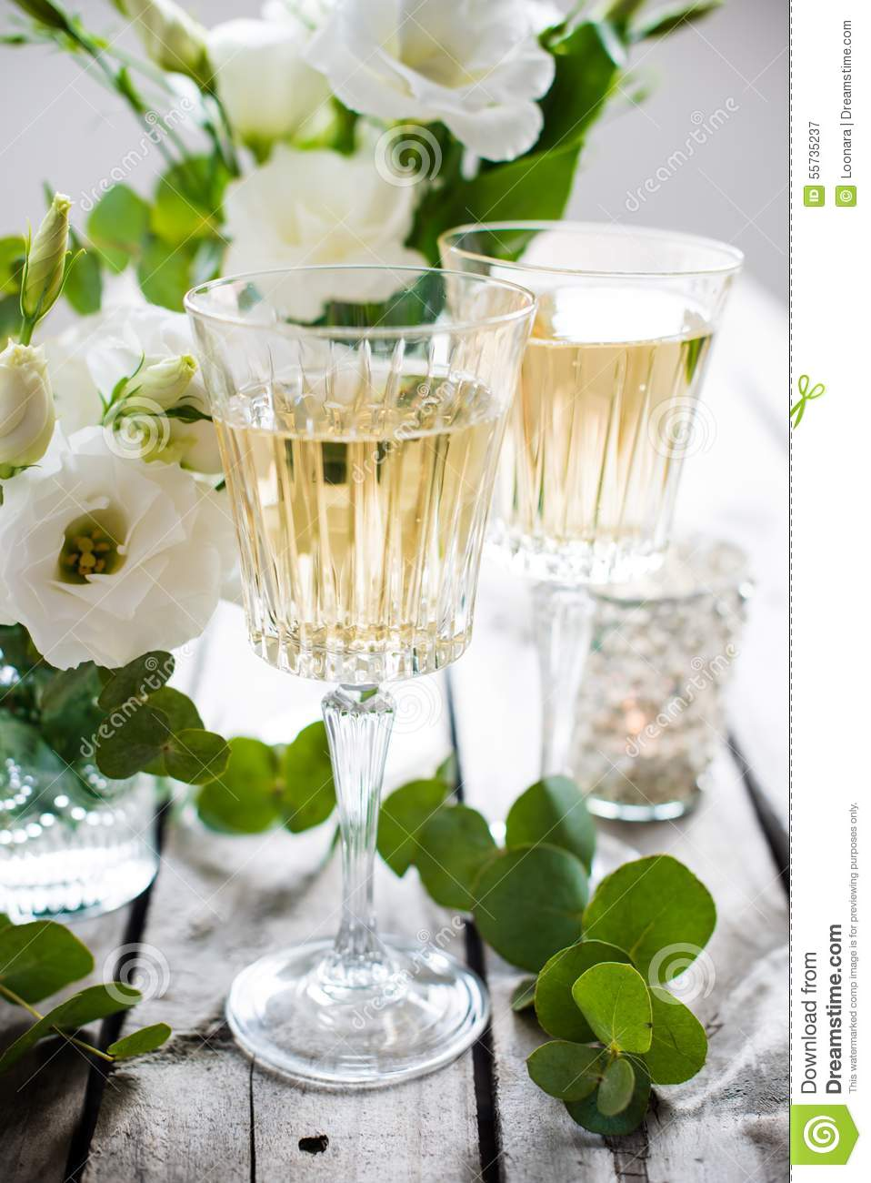 wedding flowers decoration 2 summer wedding table decor stock photo image 55735237 9572